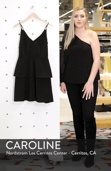 Tamika Sleeveless Fit & Flare Dress, sales video thumbnail