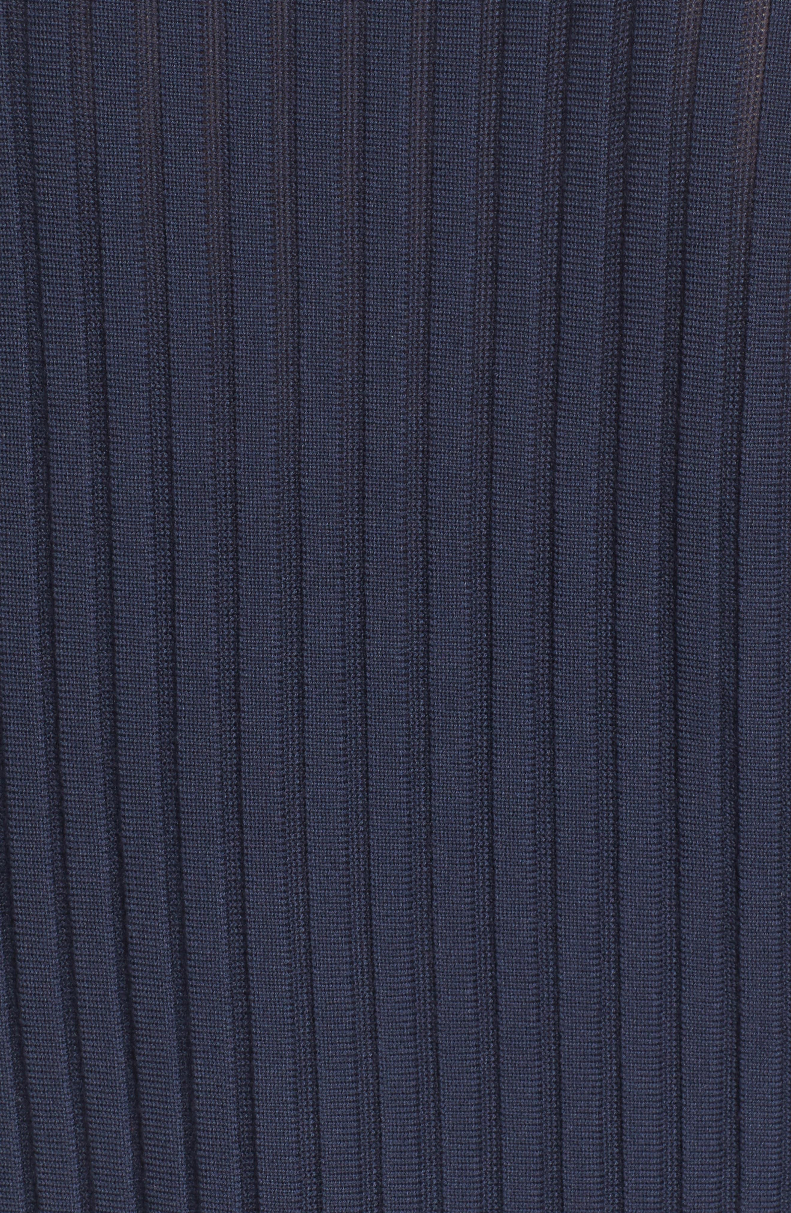 Ribbed Bateau Neck Sweater,                             Alternate thumbnail 20, color,