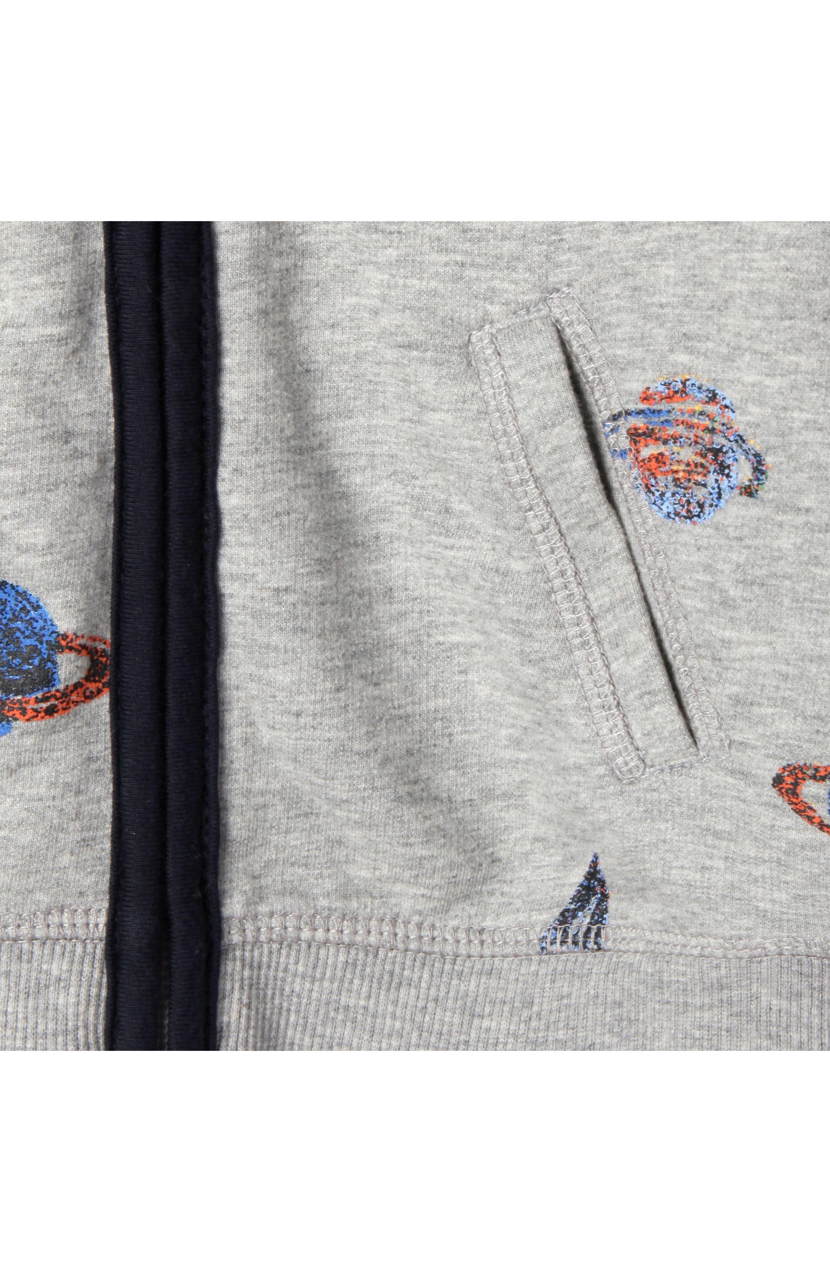 Astro Organic Cotton Hoodie,                             Alternate thumbnail 2, color,