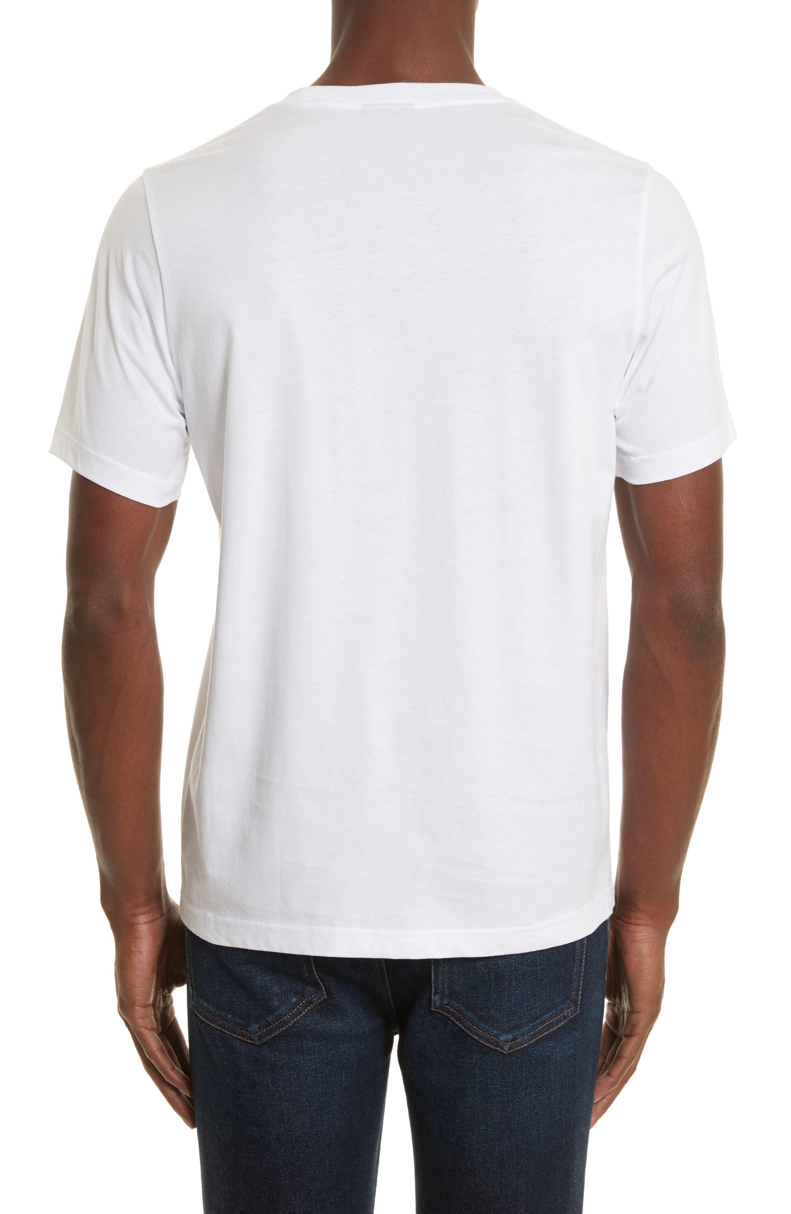 Skull Graphic T-Shirt,                             Alternate thumbnail 2, color,