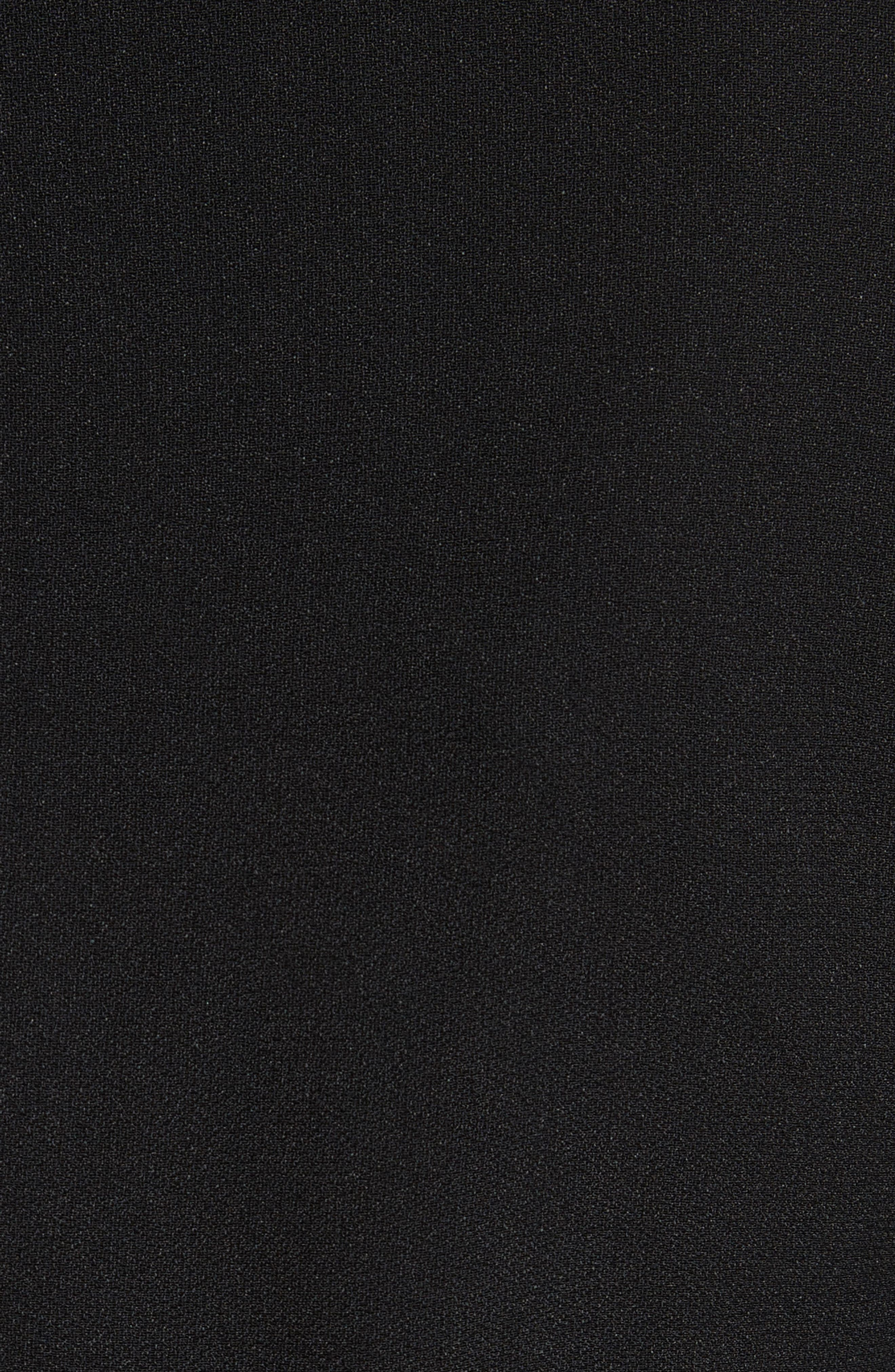 Kensington Peplum Jacket,                             Alternate thumbnail 5, color,                             001