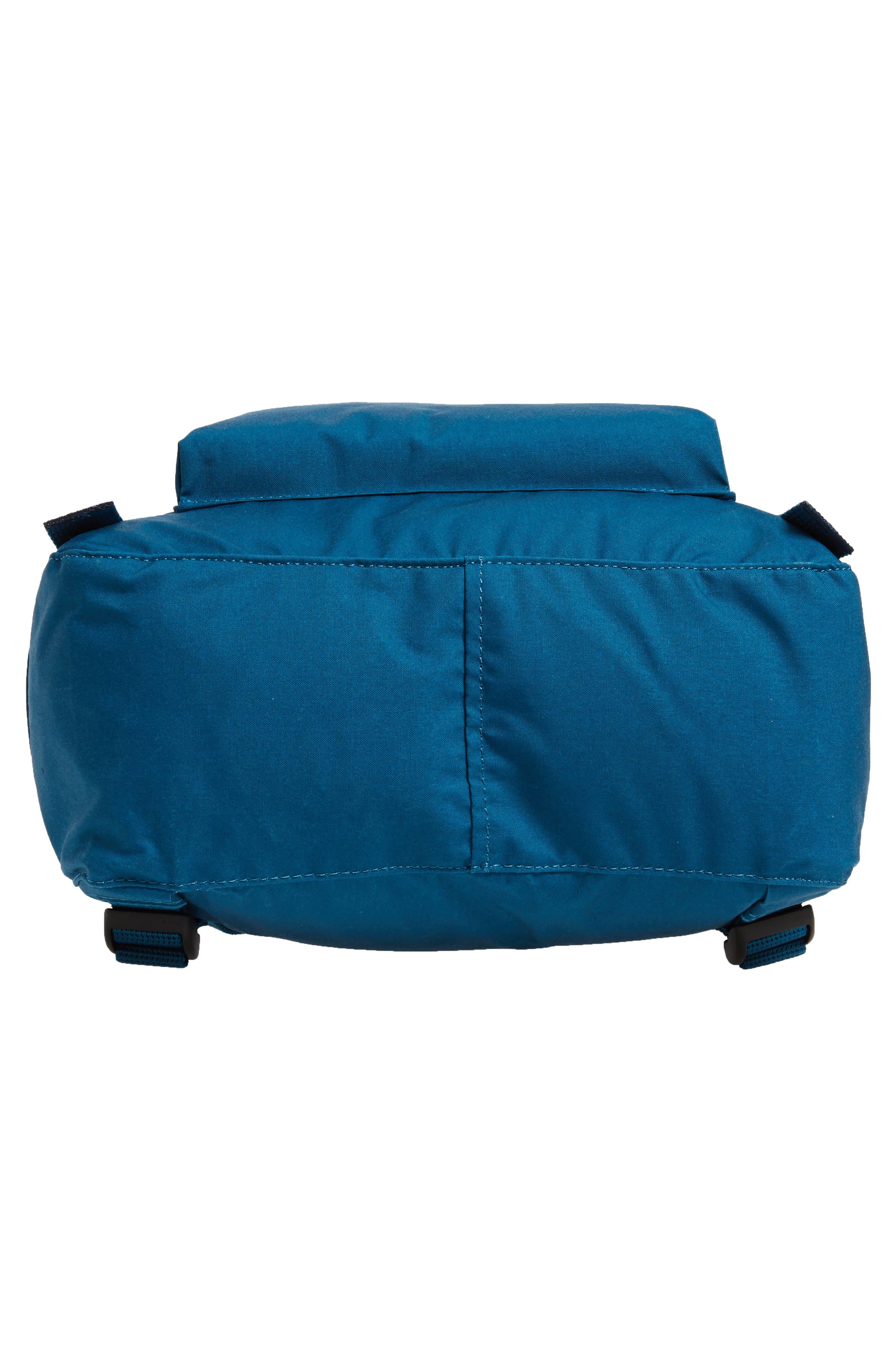'Kånken' Water Resistant Backpack,                             Alternate thumbnail 6, color,                             GLACIER GREEN