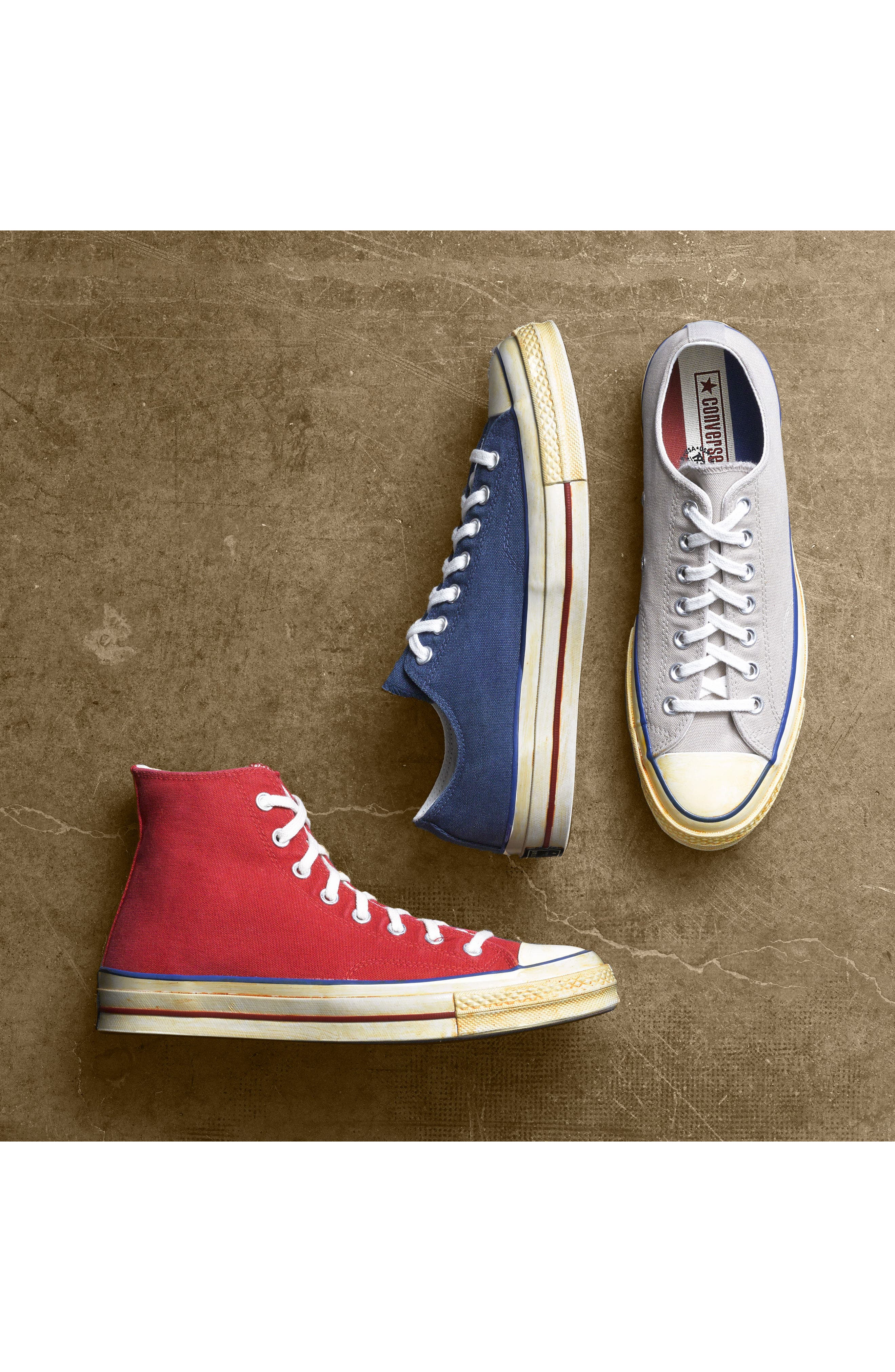Chuck Taylor<sup>®</sup> All Star<sup>®</sup> 70 Low Top Sneaker,                             Alternate thumbnail 7, color,                             270