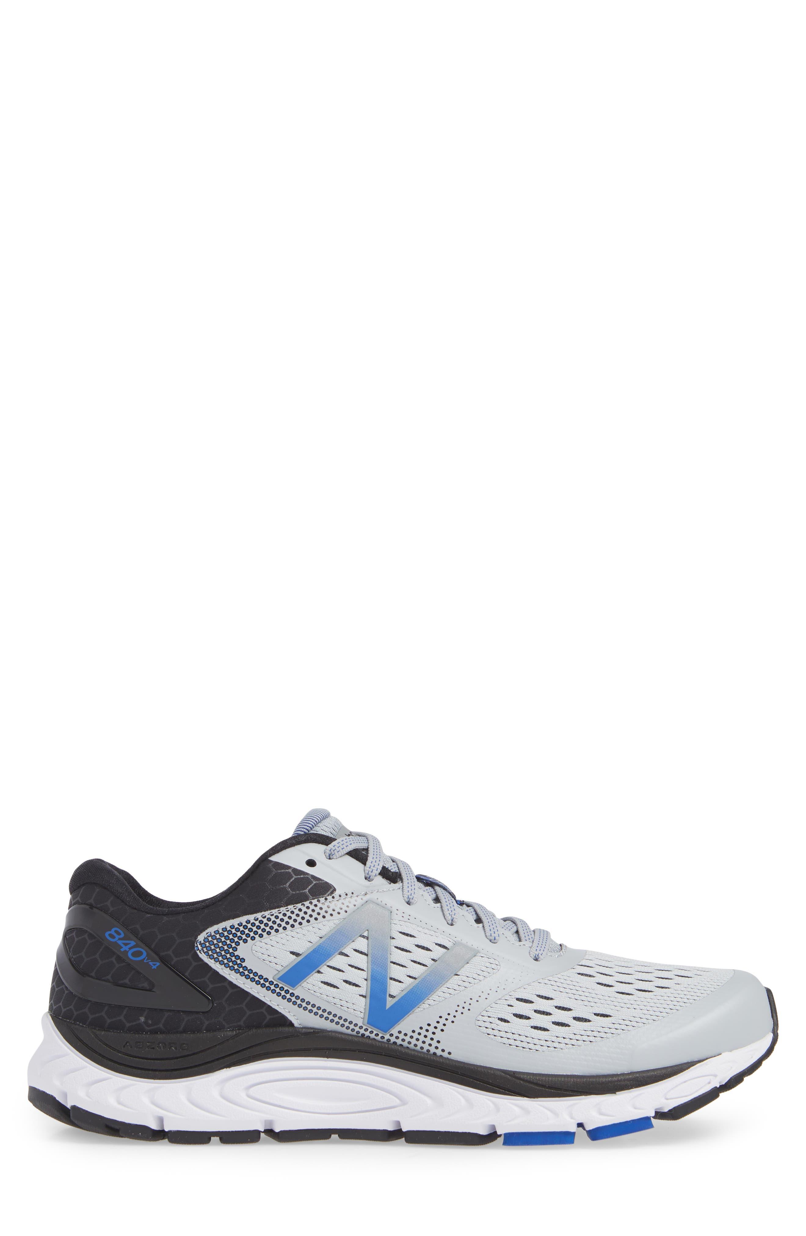 NEW BALANCE,                             840v4 Running Shoe,                             Alternate thumbnail 3, color,                             039