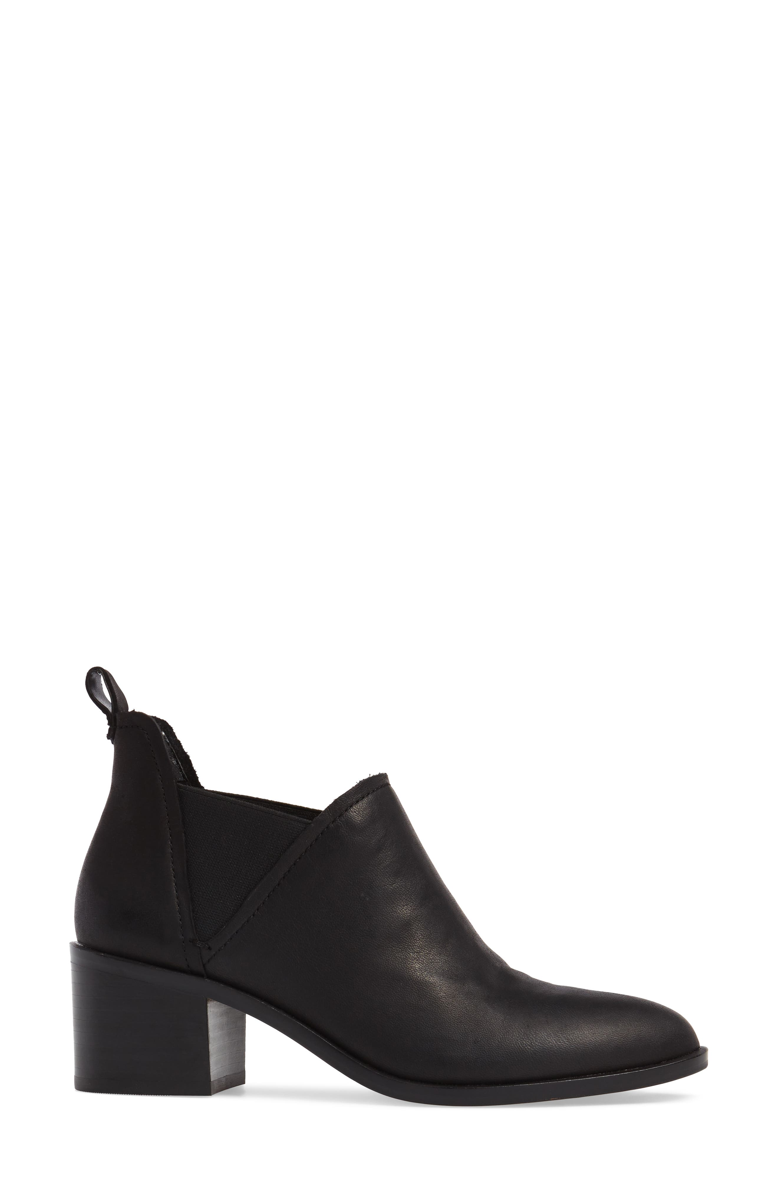 Idrus Block Heel Boot,                             Alternate thumbnail 5, color,