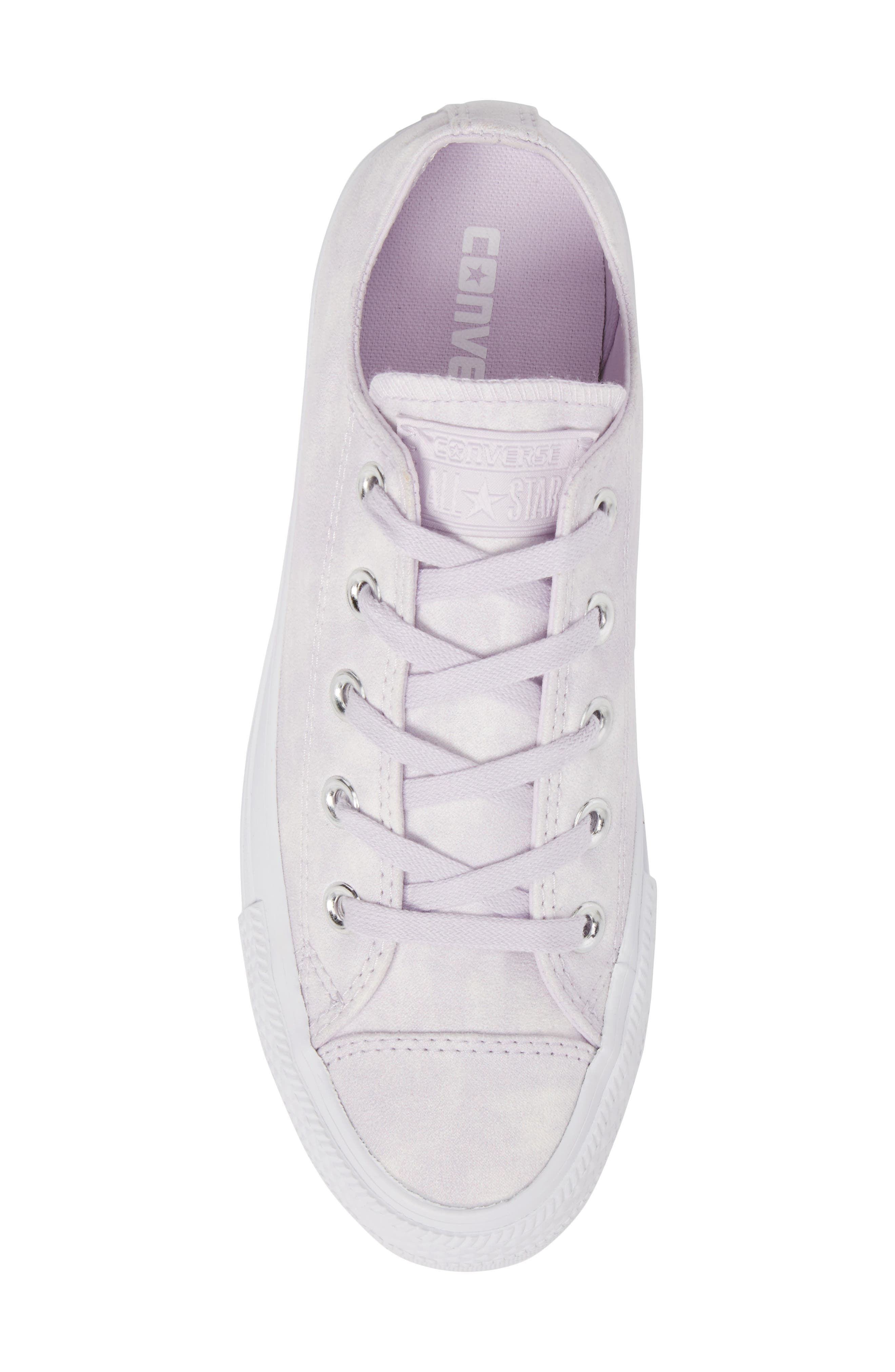 Chuck Taylor<sup>®</sup> All Star<sup>®</sup> Peached Low Top Sneaker,                             Alternate thumbnail 10, color,