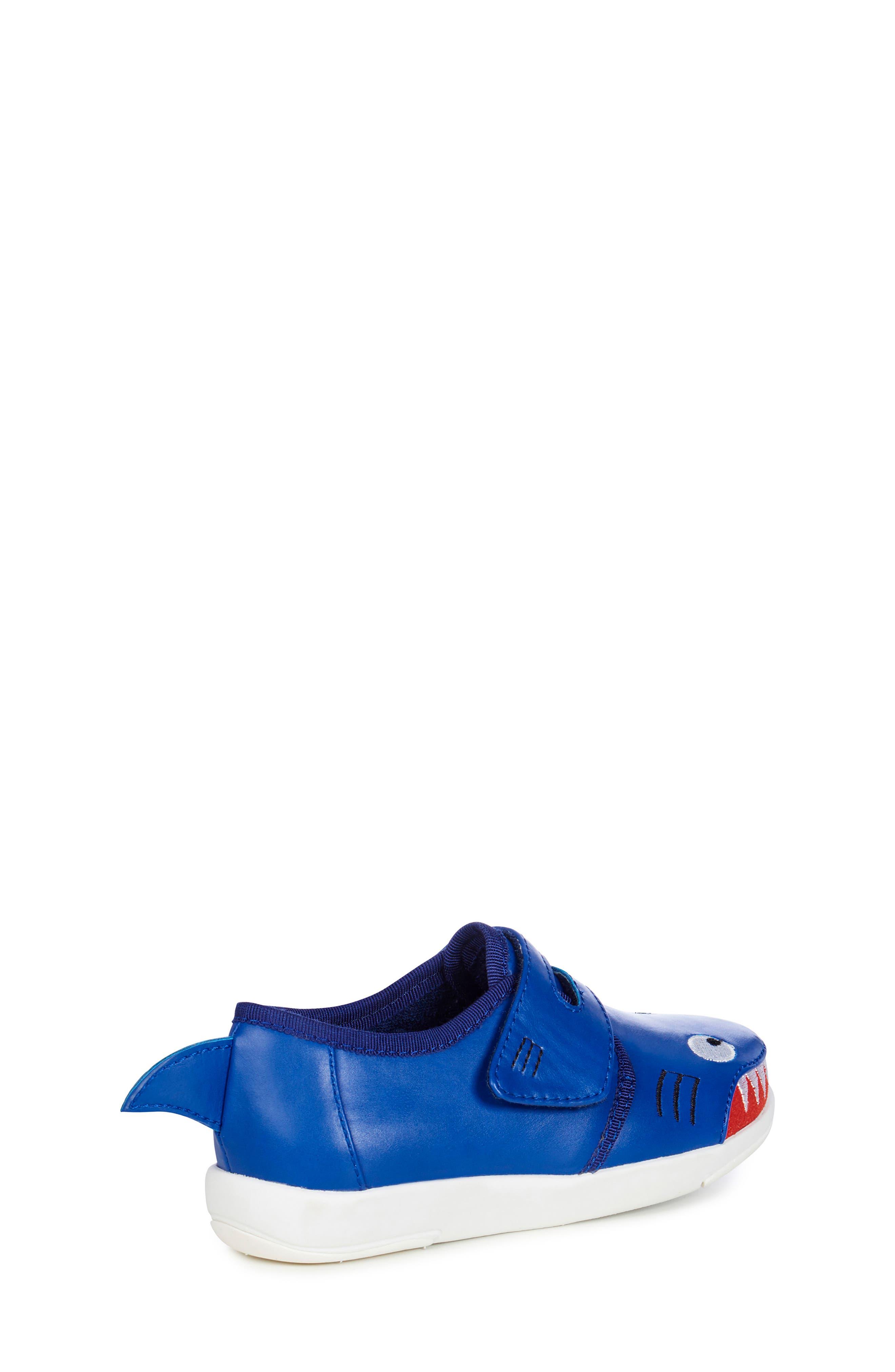 Sneaker,                             Alternate thumbnail 2, color,                             INDIGO SHARK