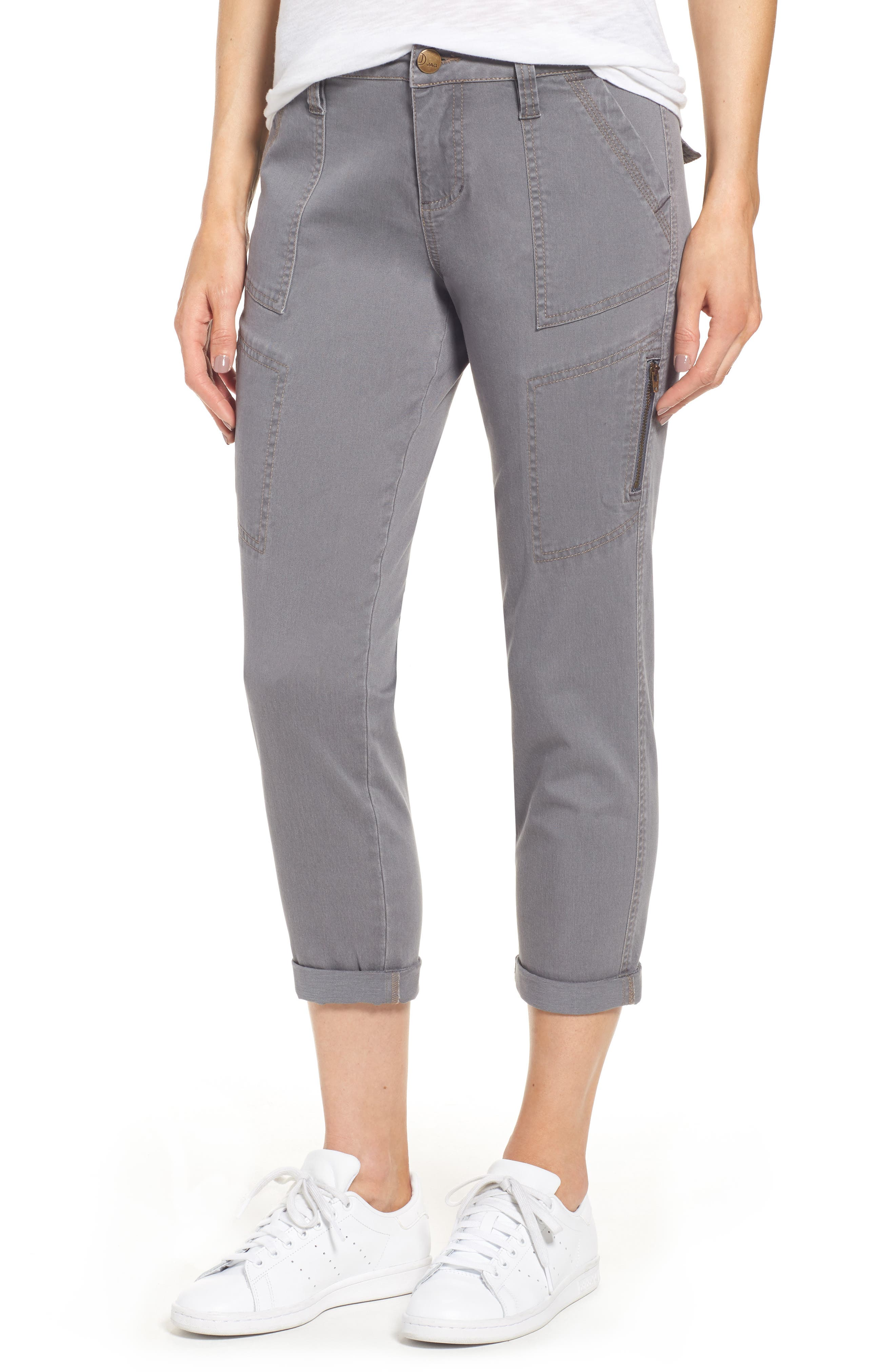 Gable Stretch Twill Utility Pants,                             Main thumbnail 3, color,
