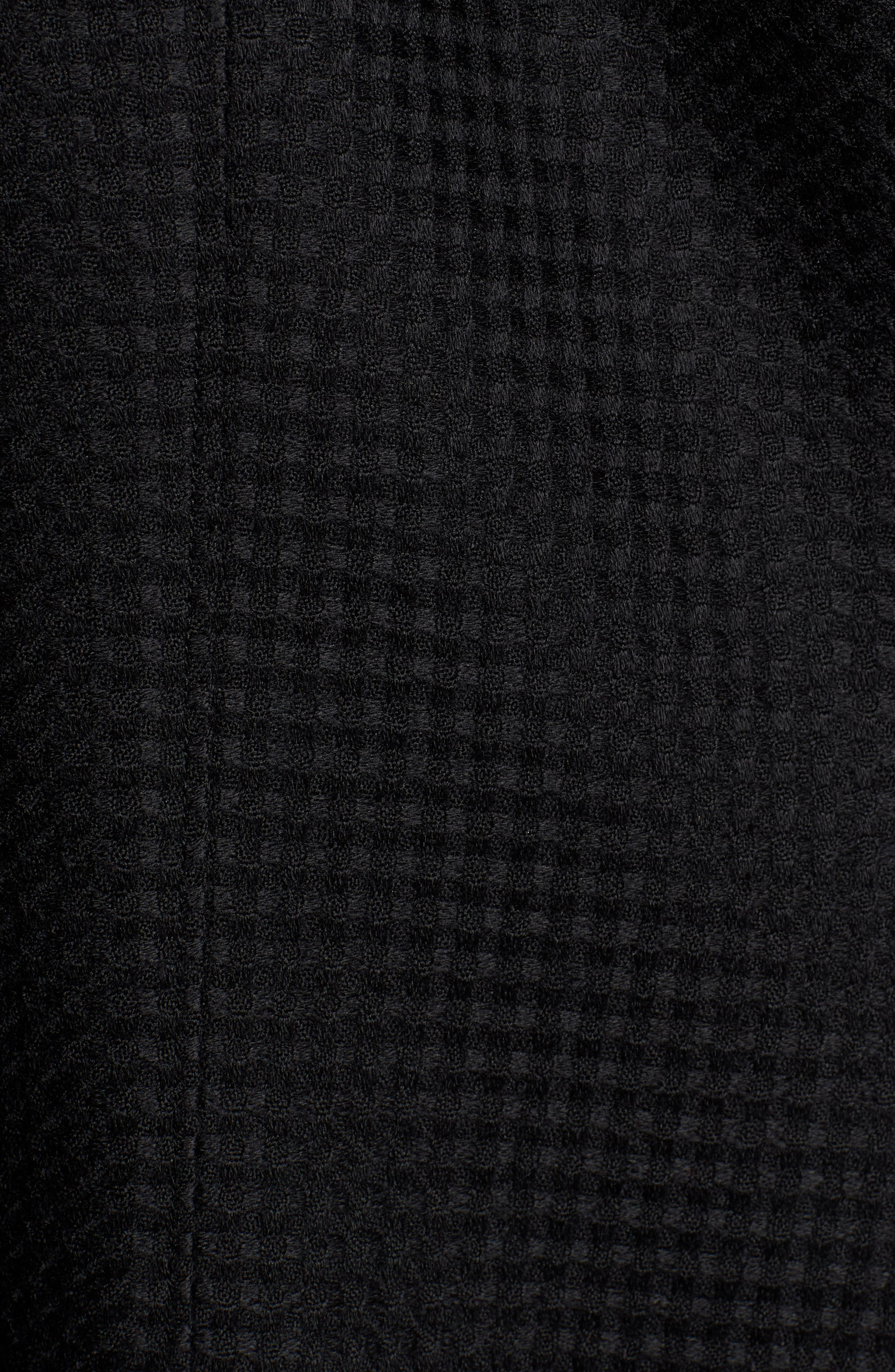 Downhill Tailored Wool Sport Coat,                             Alternate thumbnail 6, color,                             001