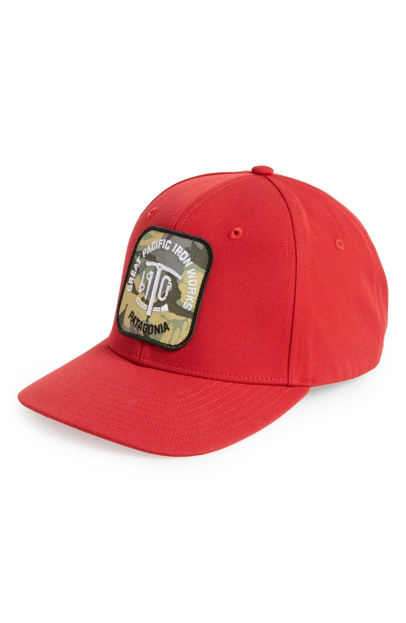 Patagonia  Great Pacific Iron Works - Roger That  Hat  3408bed7398