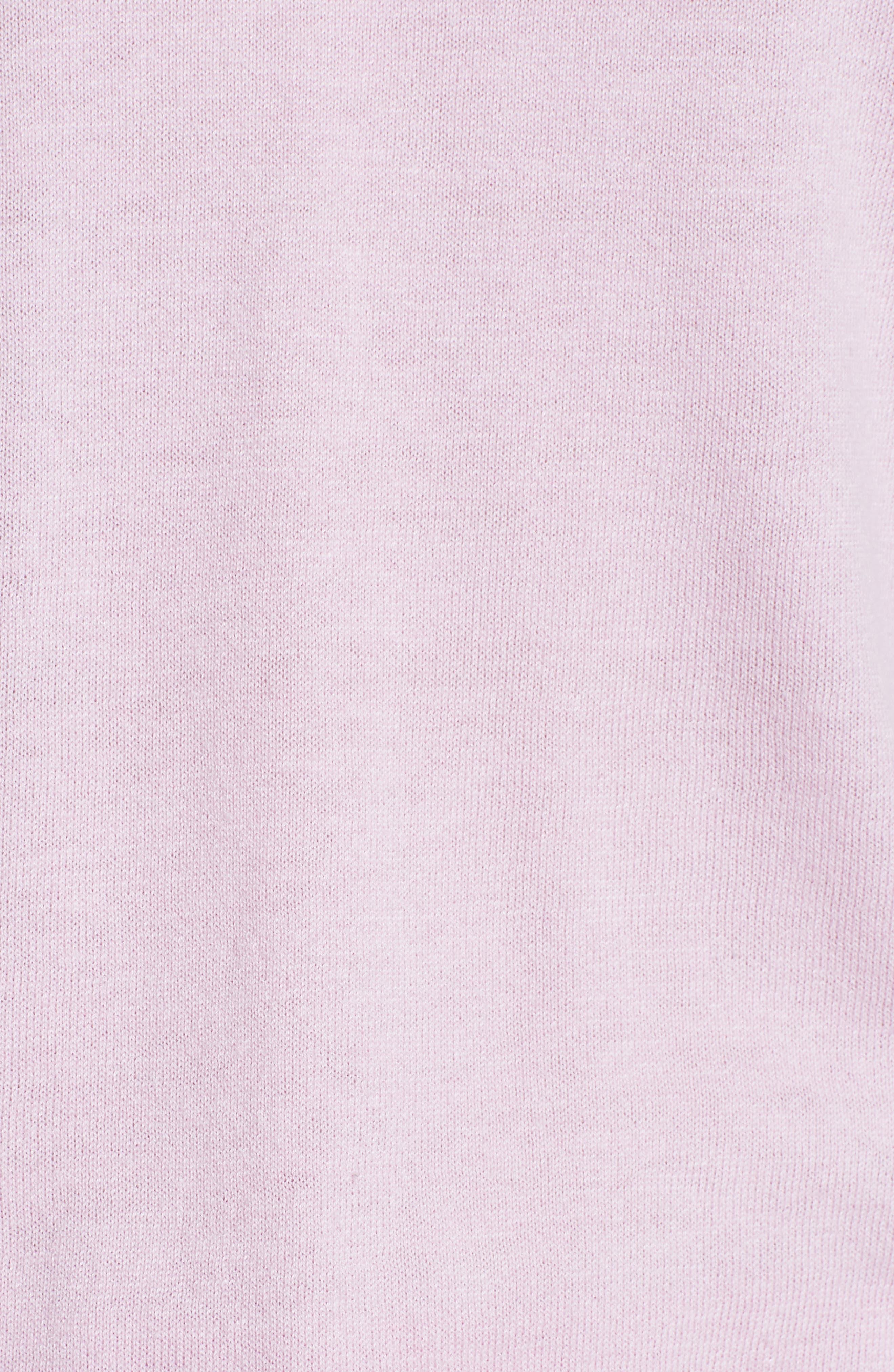 Kaleese Serenity Pleat Back Silk Cotton Sweater,                             Alternate thumbnail 5, color,                             531