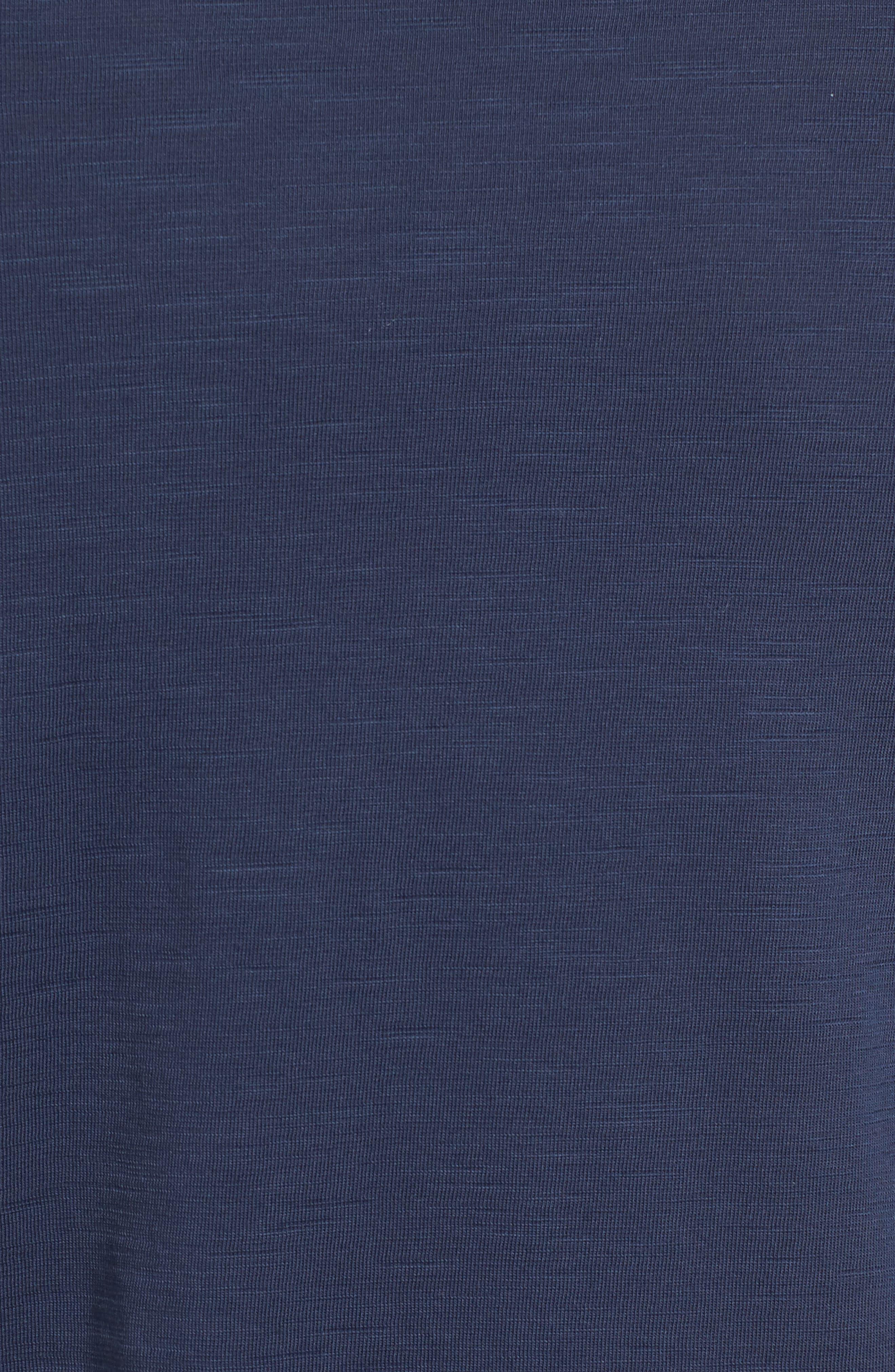 Portside Palms V-Neck T-Shirt,                             Alternate thumbnail 44, color,
