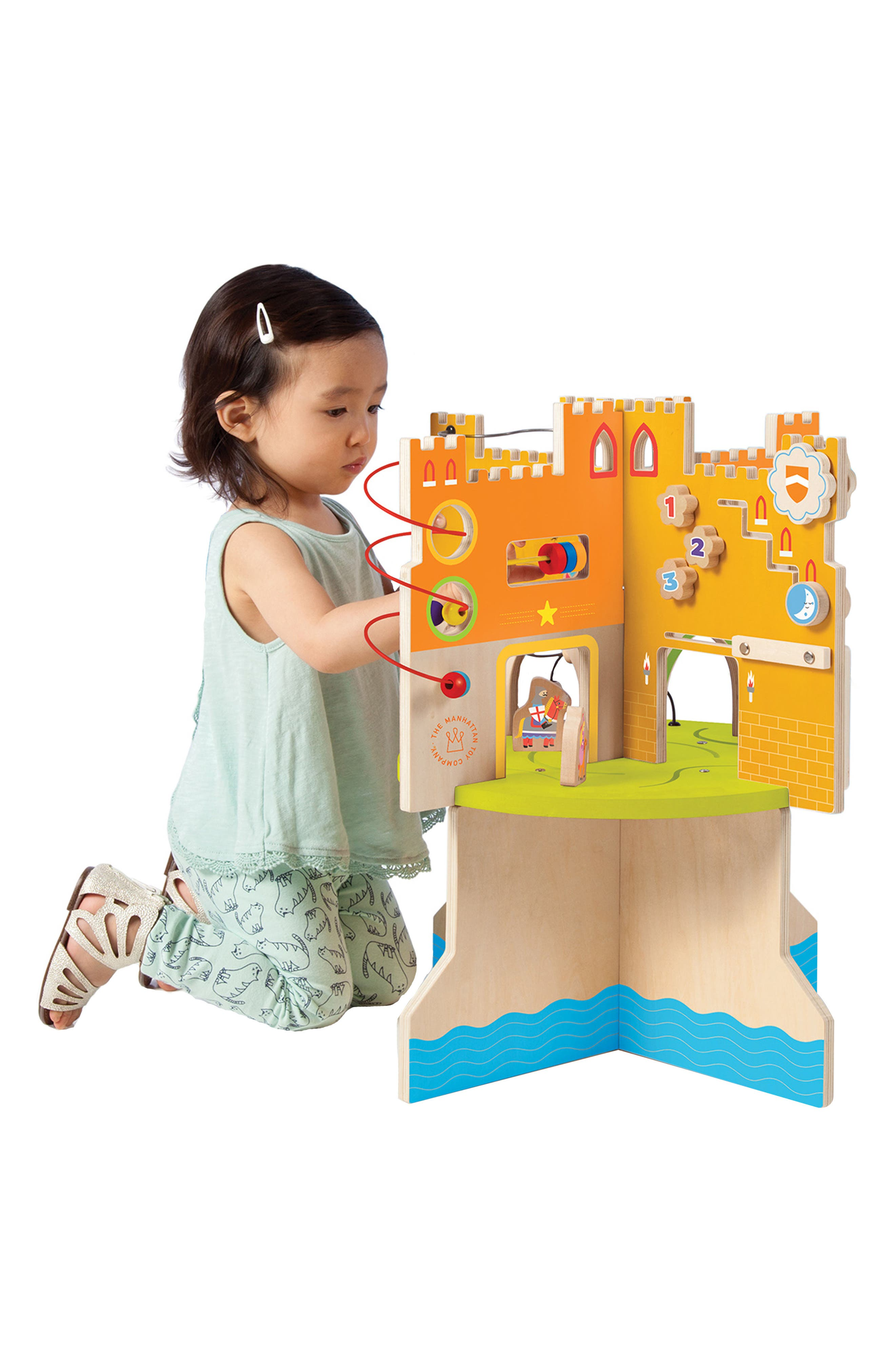 Storybook Castle Activity Center,                             Alternate thumbnail 3, color,