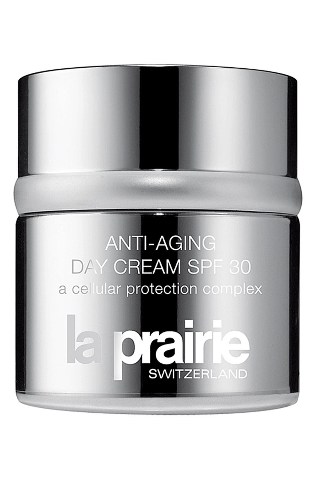Anti-Aging Day Cream Sunscreen Broad Spectrum SPF 30,                             Main thumbnail 1, color,                             NO COLOR
