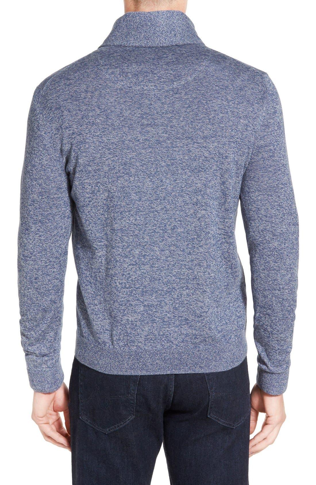 Men's Shop Shawl Collar Sweater,                             Alternate thumbnail 11, color,
