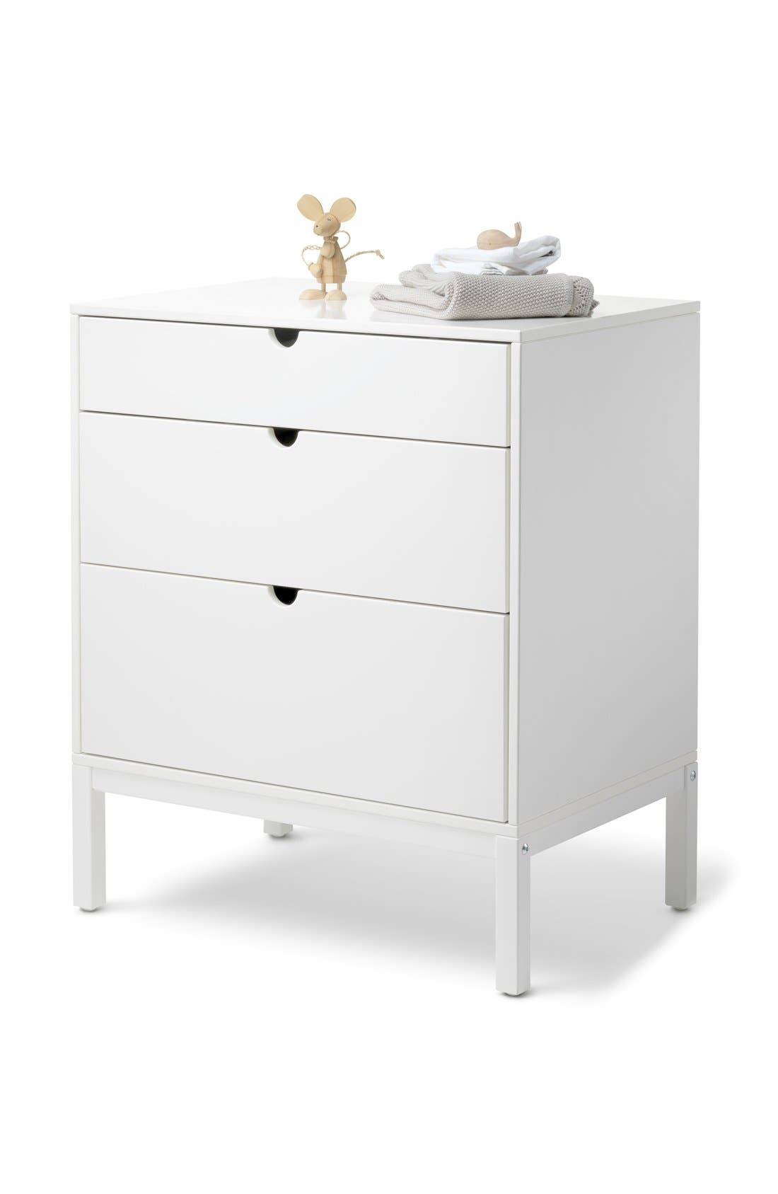 'Home<sup>™</sup>' Dresser,                             Alternate thumbnail 3, color,                             WHITE