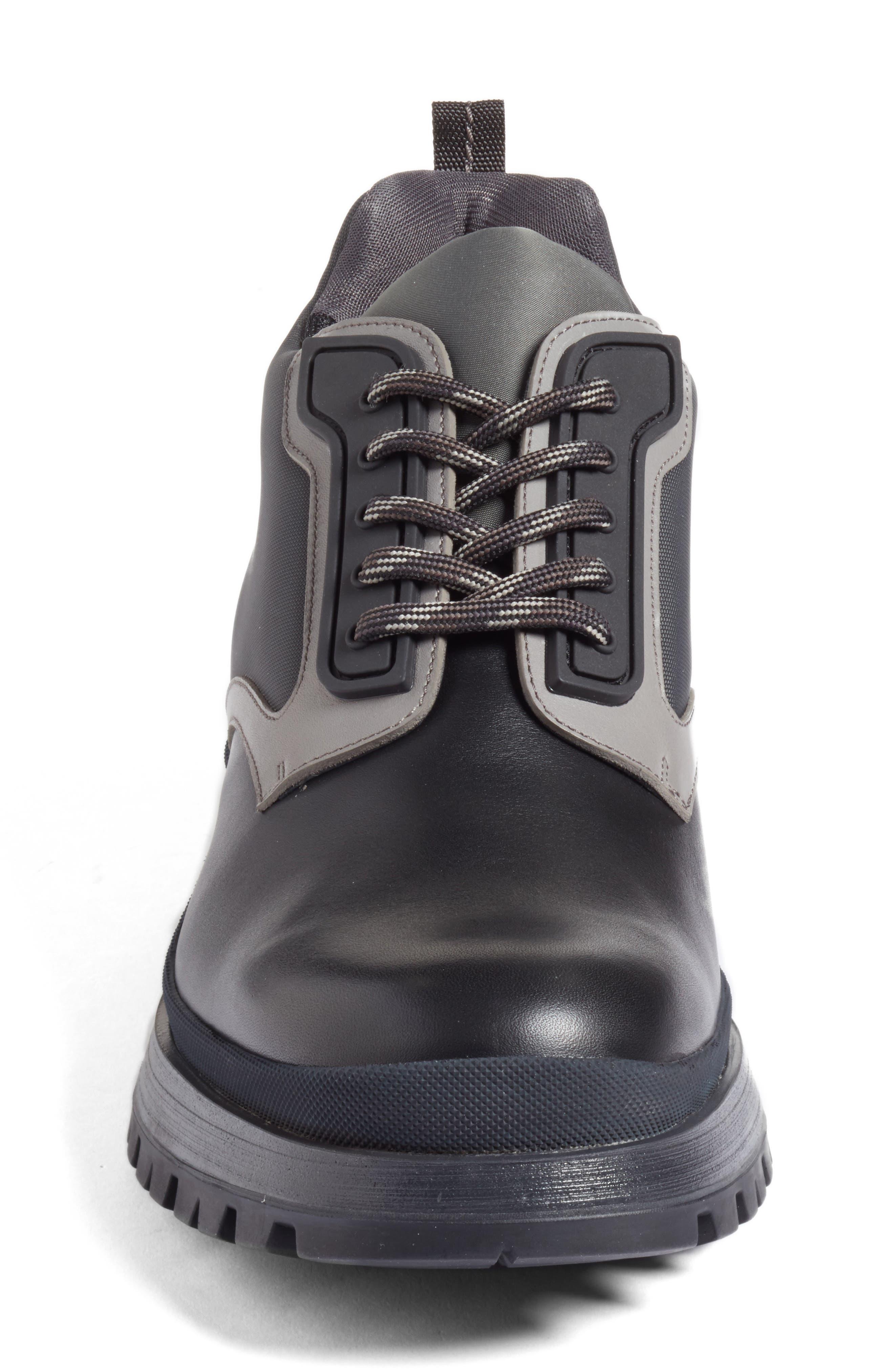 Tech Sneaker Boot,                             Alternate thumbnail 4, color,                             007