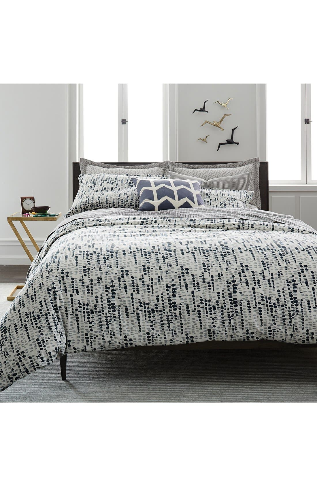 'Lucienne' Duvet Cover,                         Main,                         color, 400