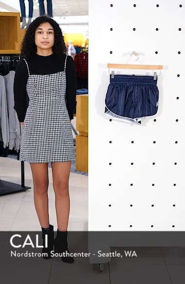 Baseball Pinstripe Shorts, sales video thumbnail