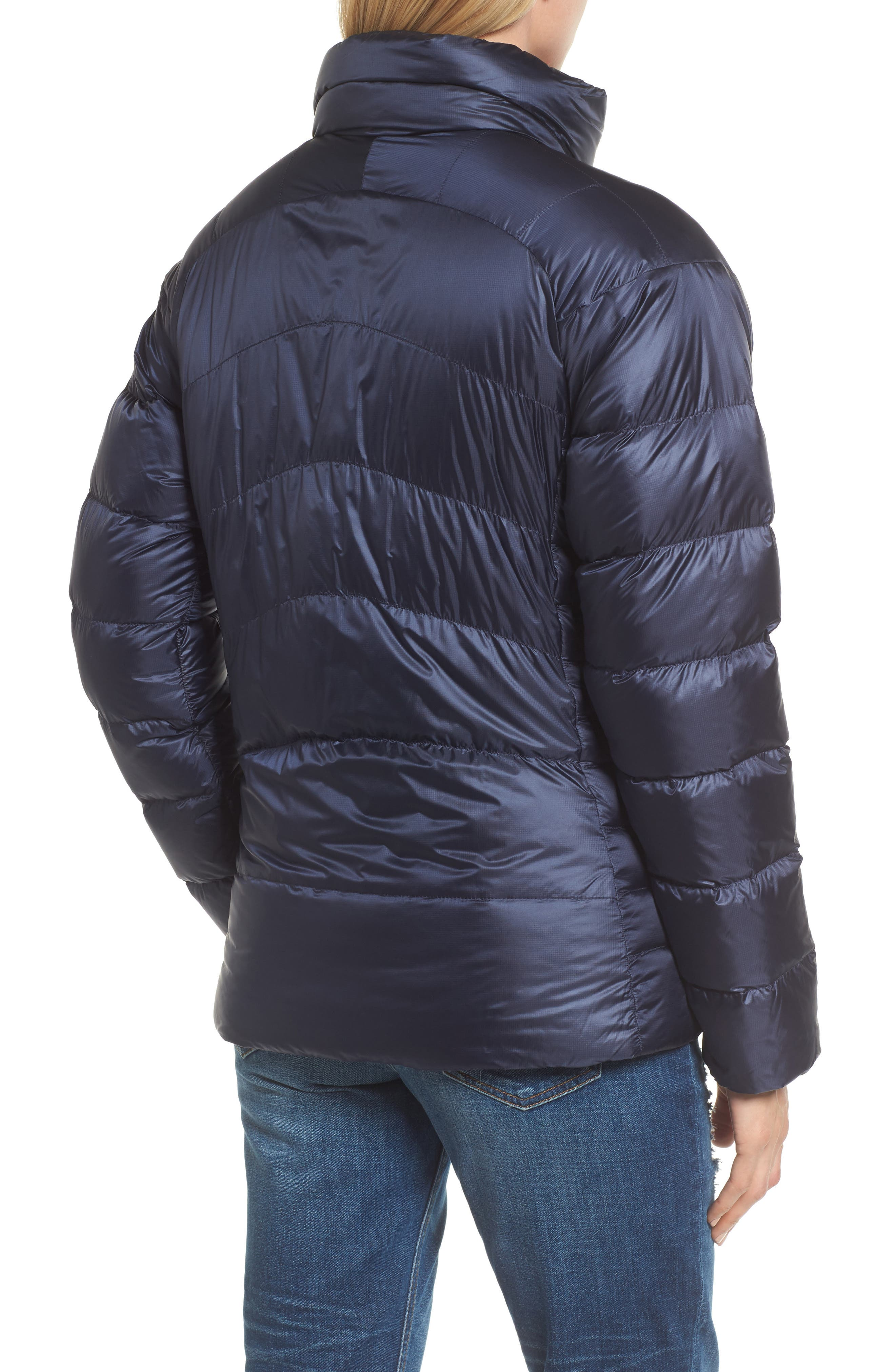 Fitz Roy Water Repellent 800-Fill-Power Down Parka,                             Alternate thumbnail 4, color,
