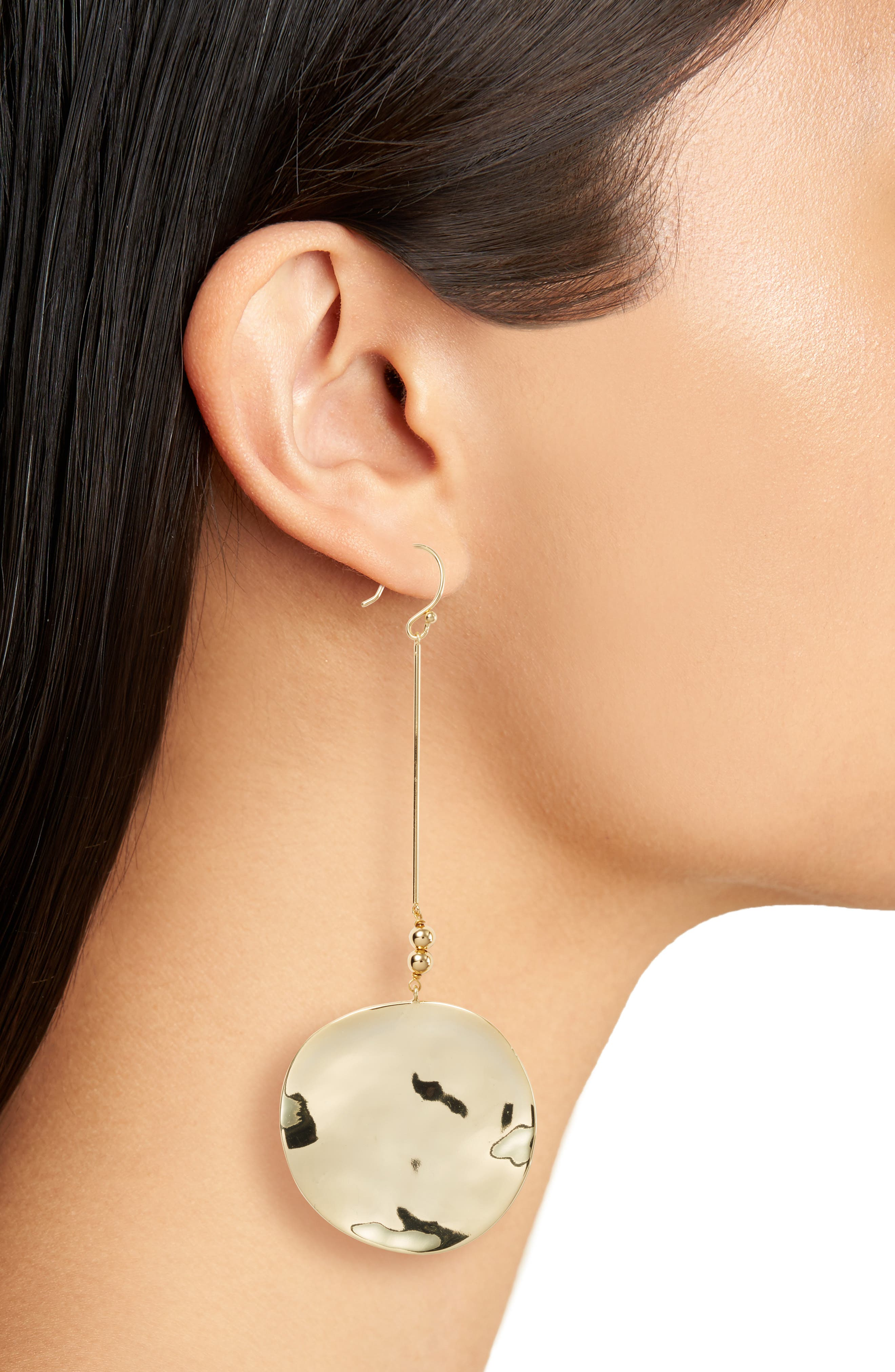 Chloe Drop Earrings,                             Alternate thumbnail 2, color,                             710