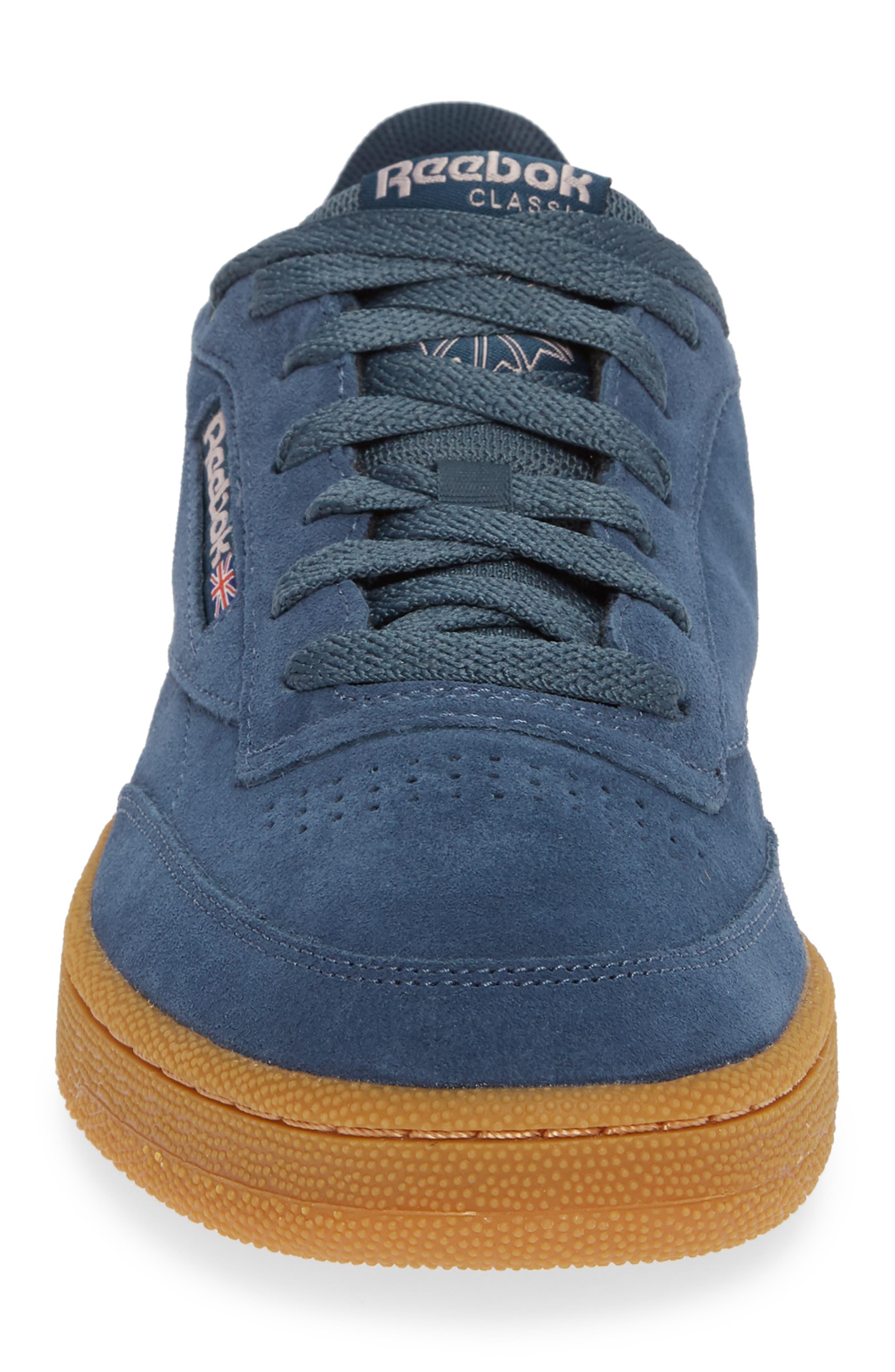 Club C 85 MU Sneaker,                             Alternate thumbnail 4, color,                             400