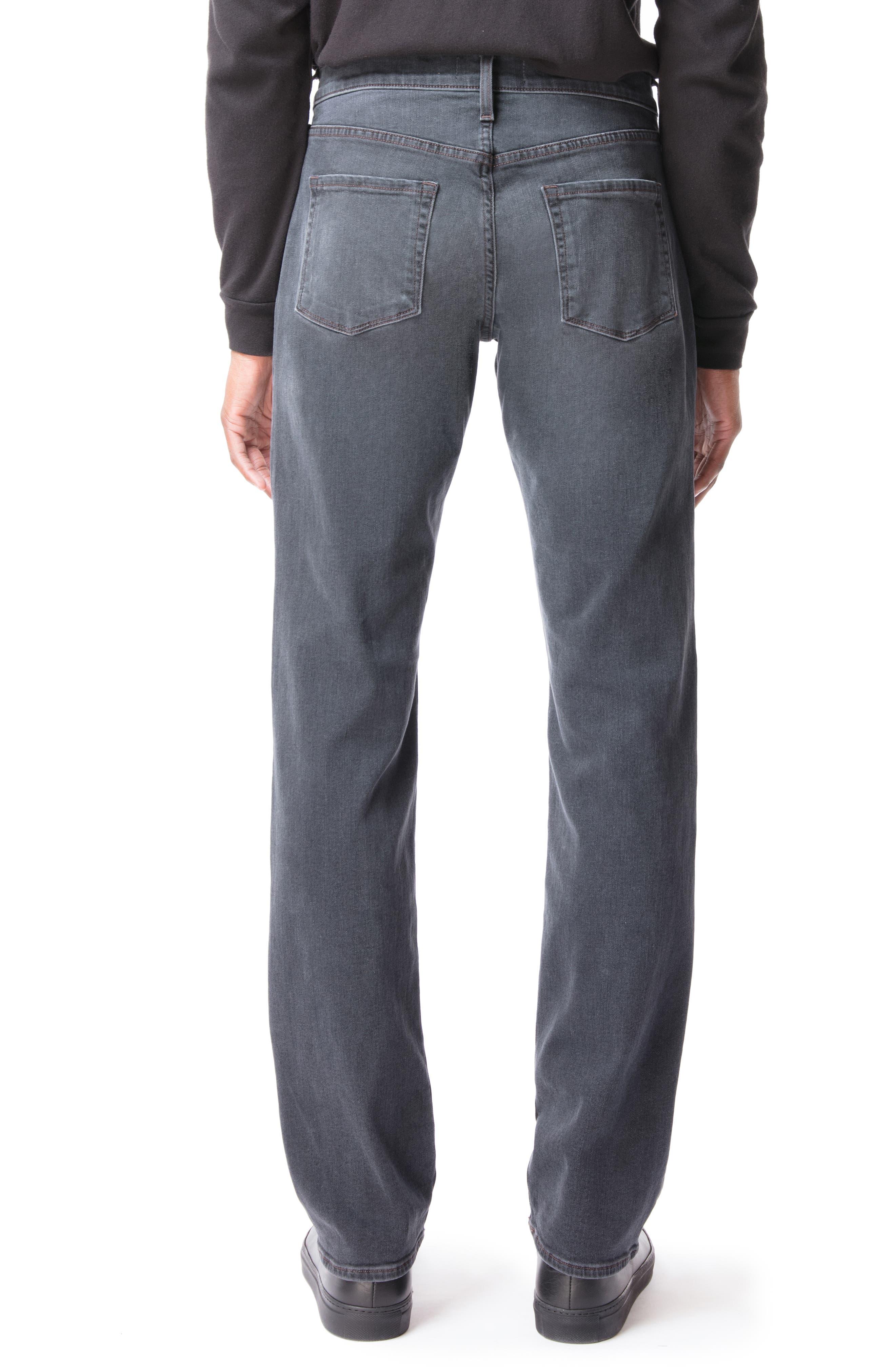 Kane Slim Straight Leg Jeans,                             Alternate thumbnail 2, color,                             018