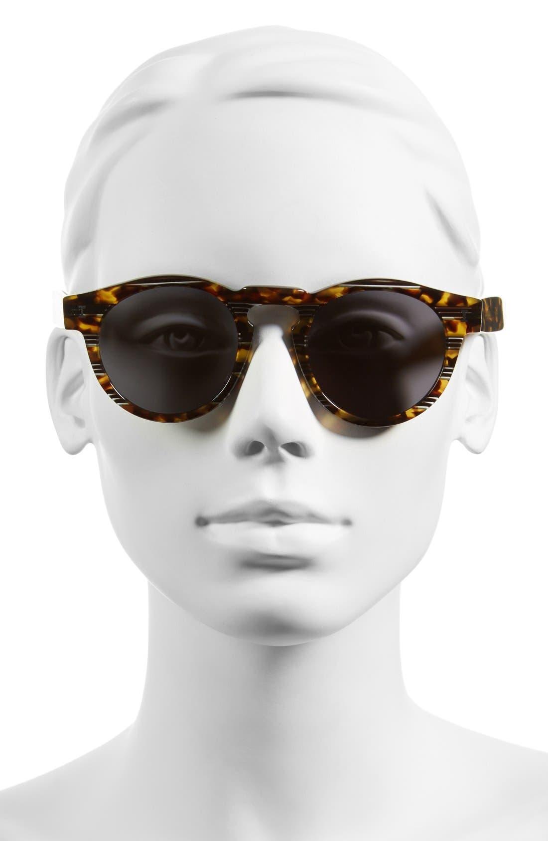 'Leonard' 47mm Sunglasses,                             Alternate thumbnail 113, color,