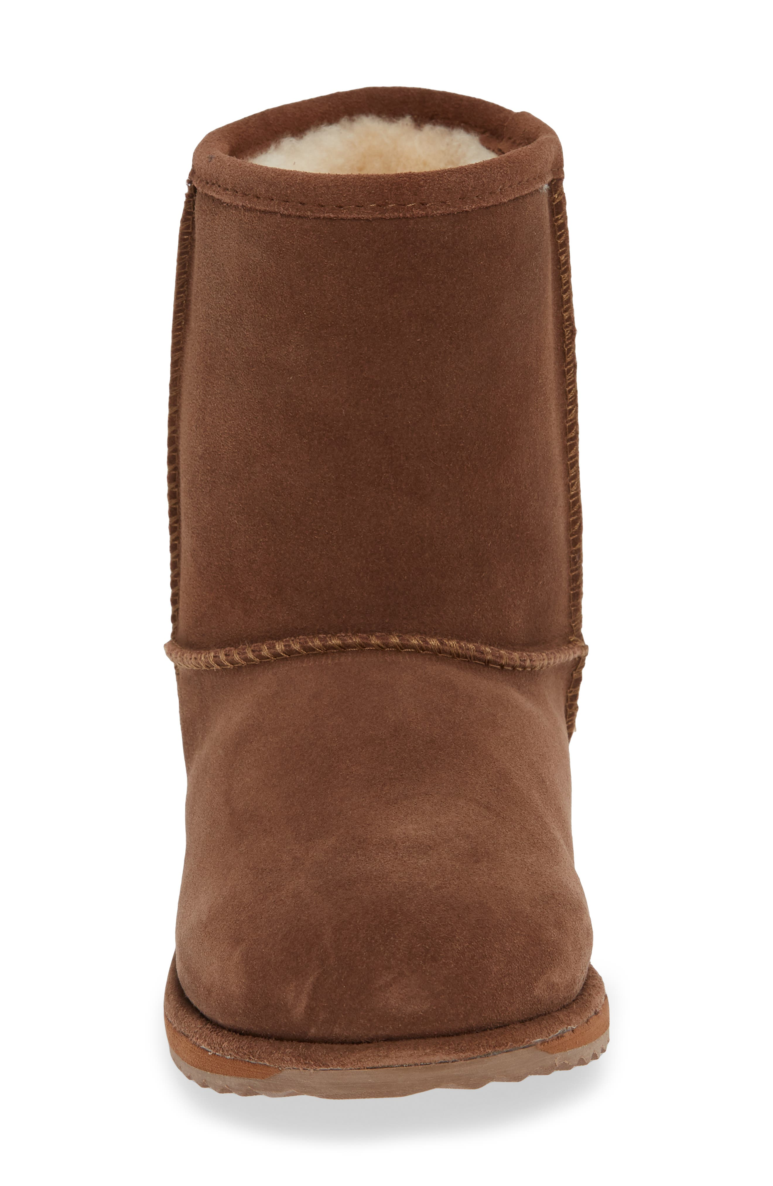 Brumby Waterproof Boot,                             Alternate thumbnail 4, color,                             OAK BROWN