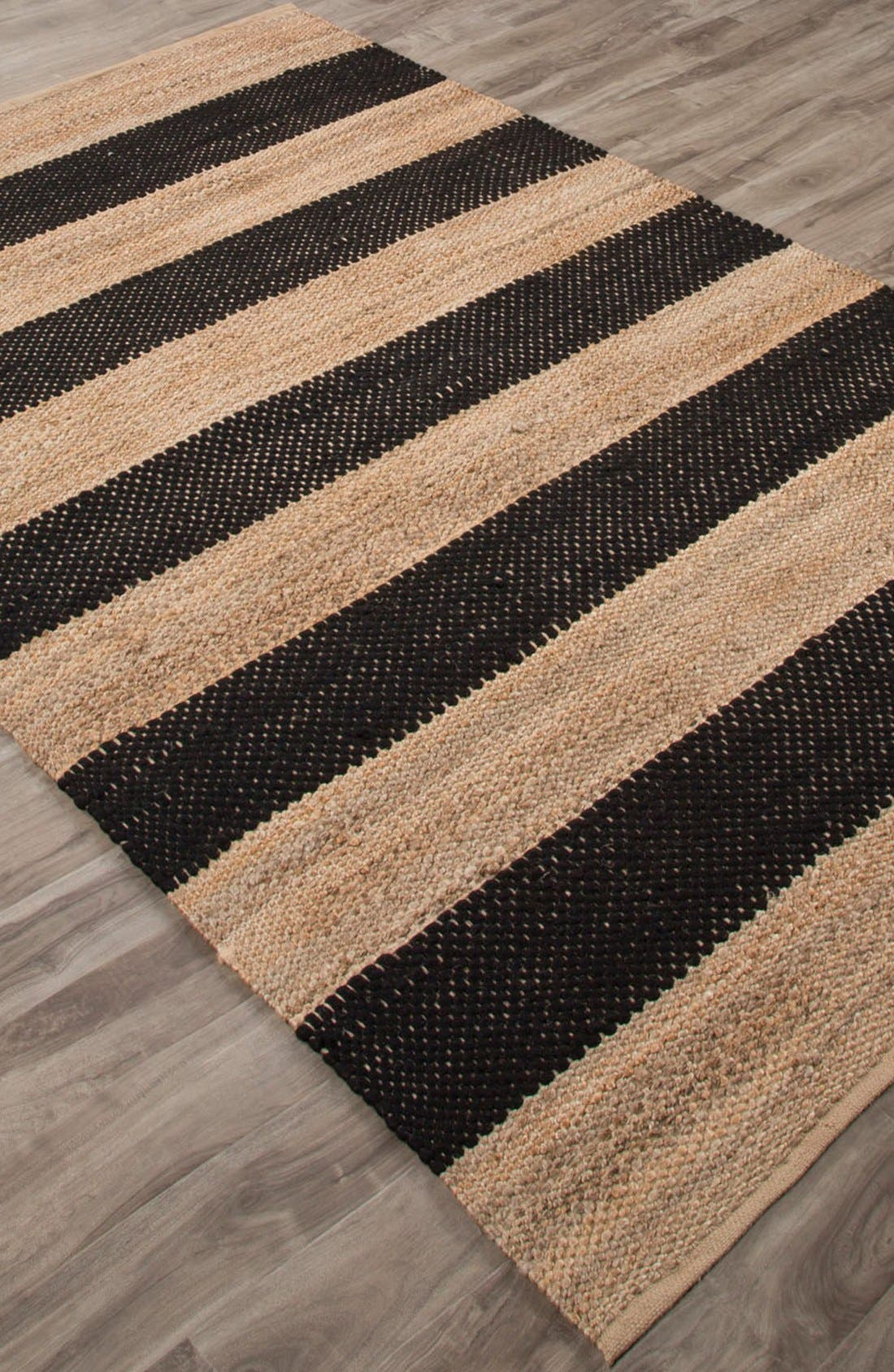 'nolita stripes' rug,                             Alternate thumbnail 2, color,                             001