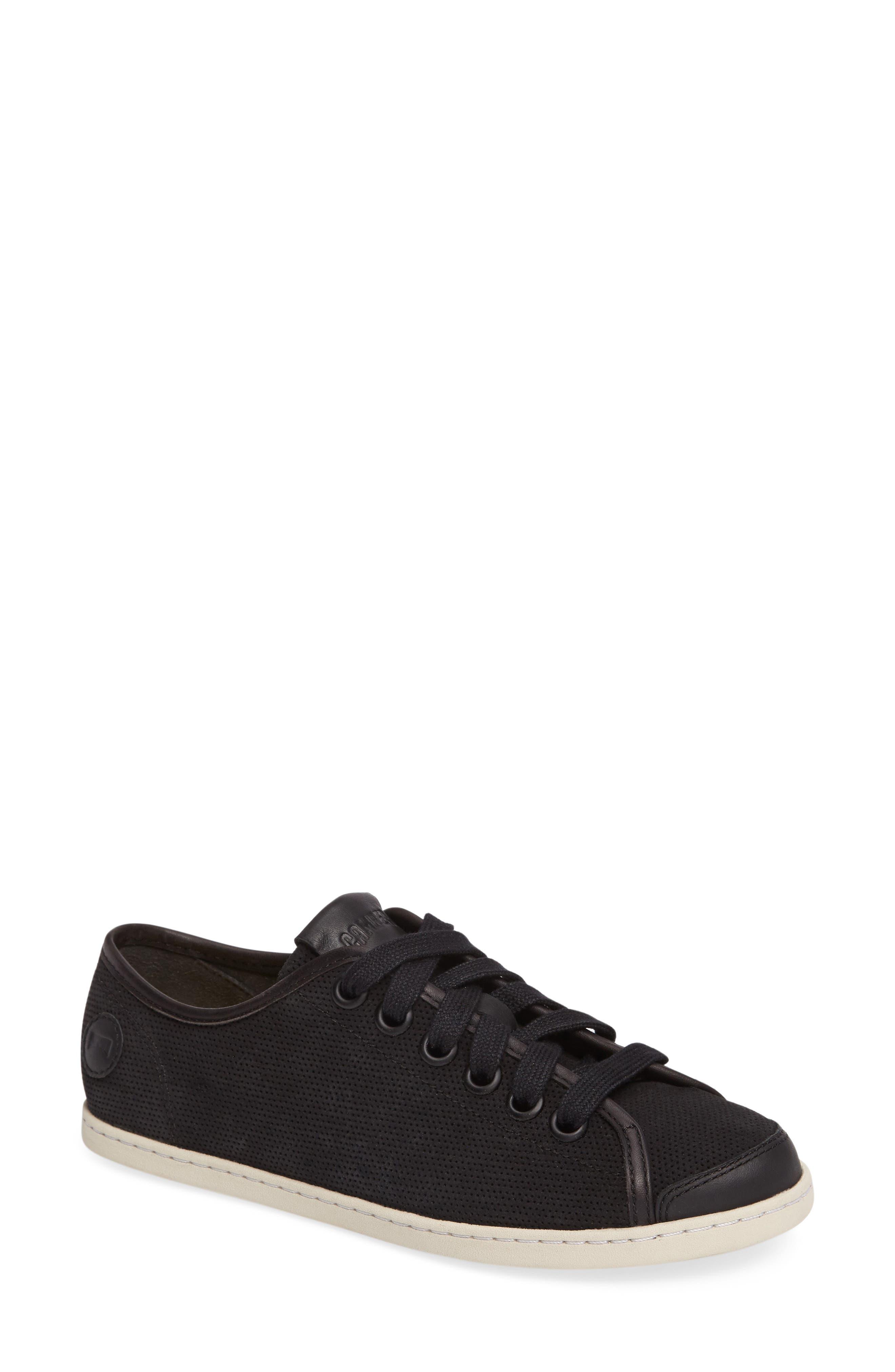 Uno Low Top Sneaker,                         Main,                         color, 001