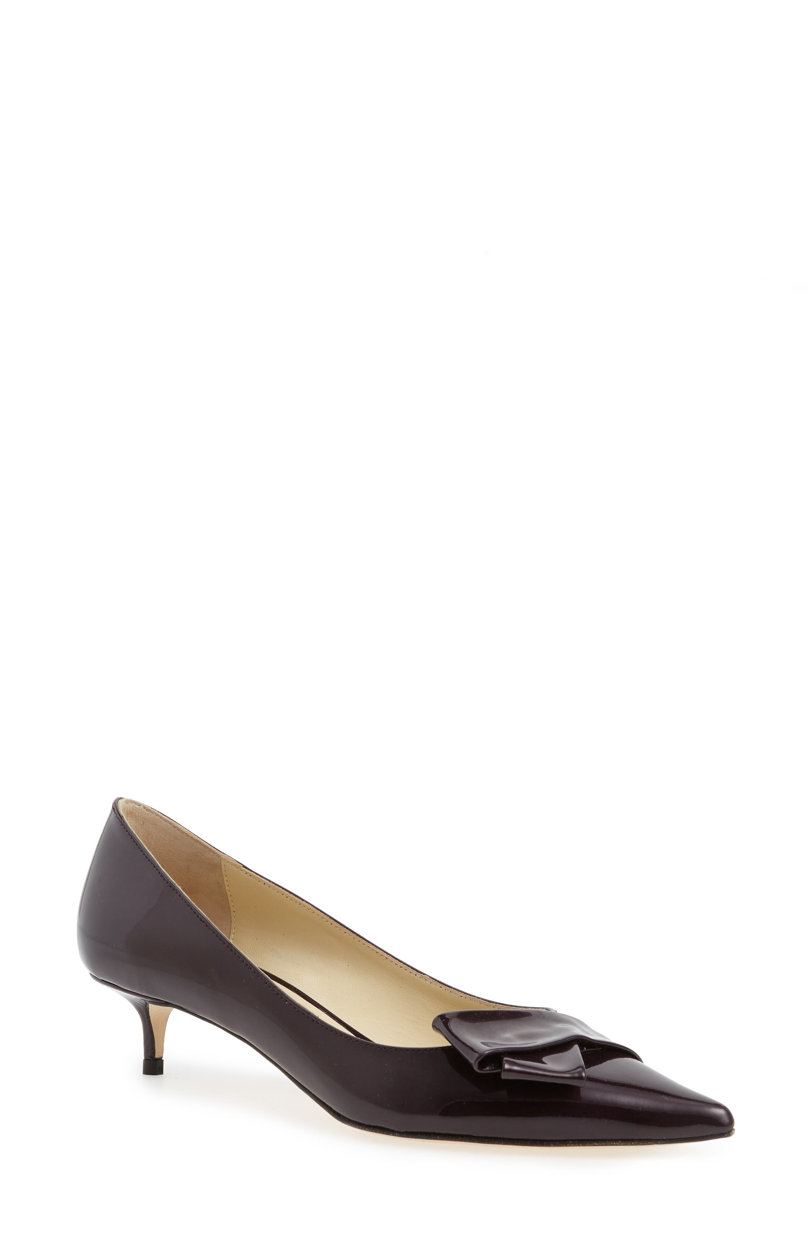 Butter Bliss Pointy Toe Pump,                             Main thumbnail 3, color,