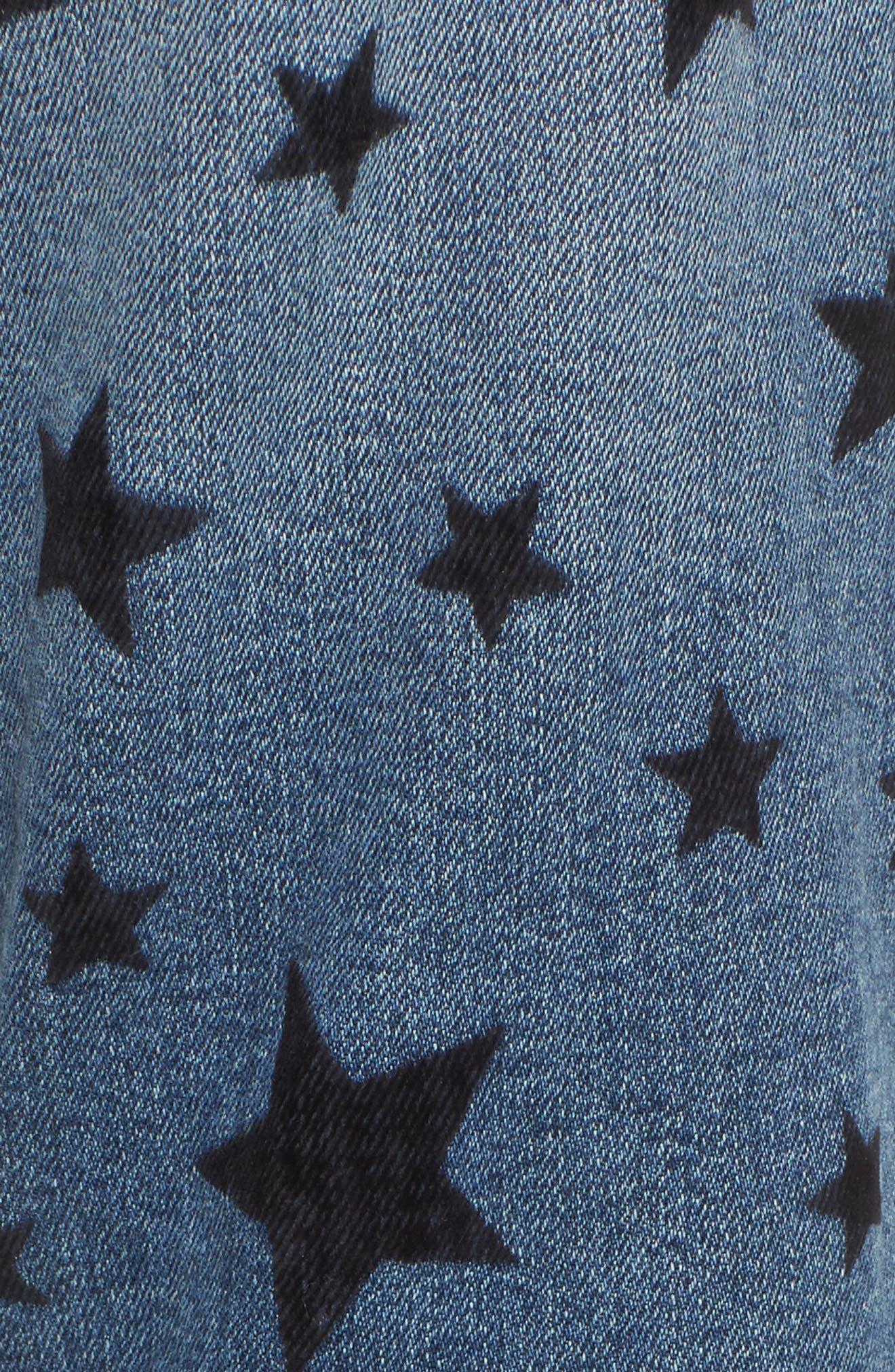 The Fling Boyfriend Jeans,                             Alternate thumbnail 5, color,