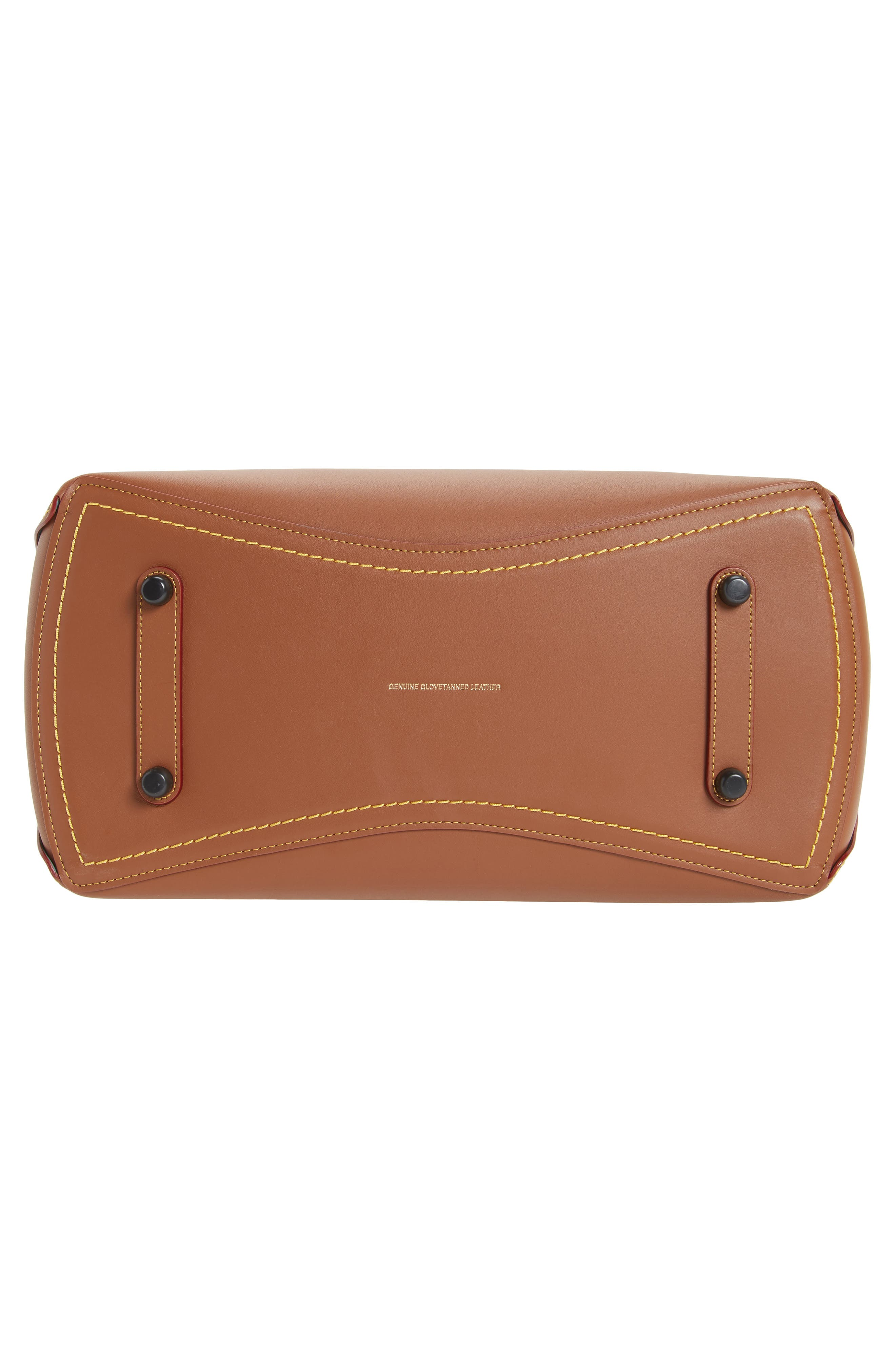Rogue Leather Tote,                             Alternate thumbnail 6, color,                             232