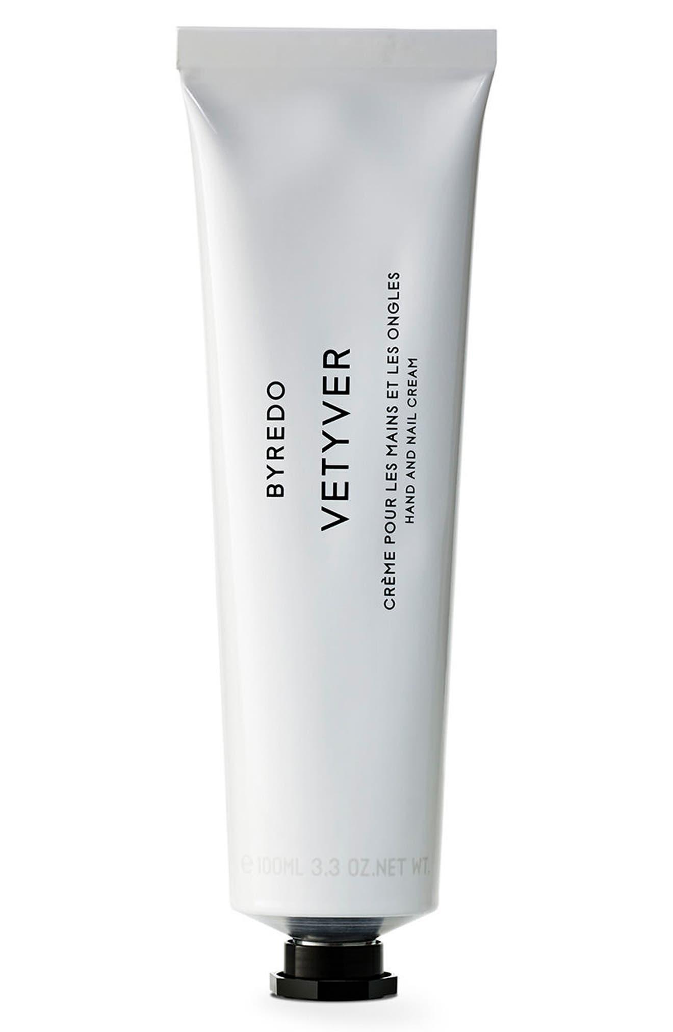 Vetyver Hand Cream,                         Main,                         color, NO COLOR