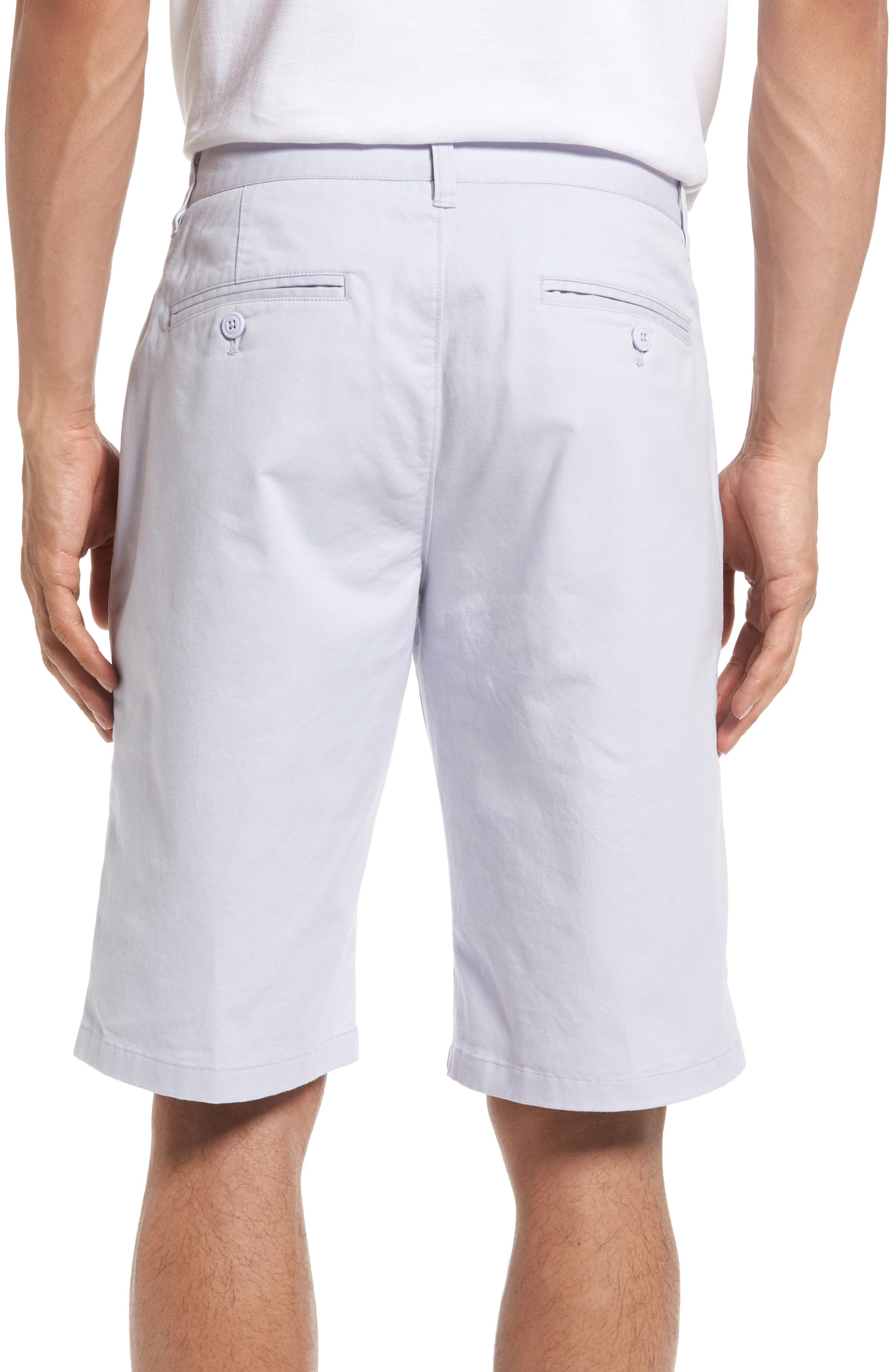 Stretch Washed Chino 11-Inch Shorts,                             Alternate thumbnail 21, color,