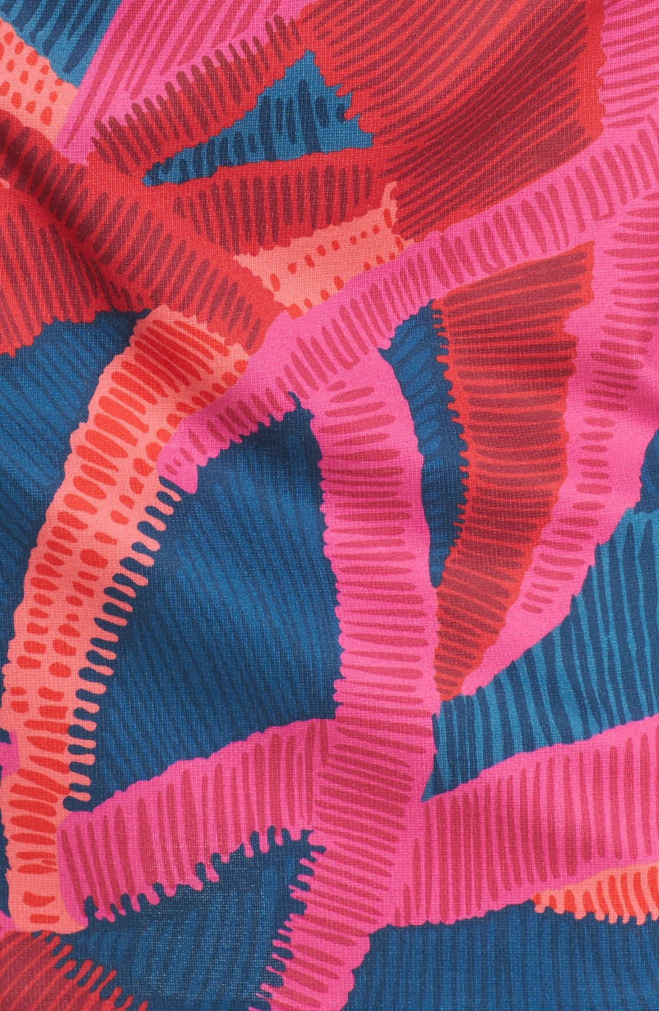 El Rapido Dress,                             Alternate thumbnail 5, color,                             010