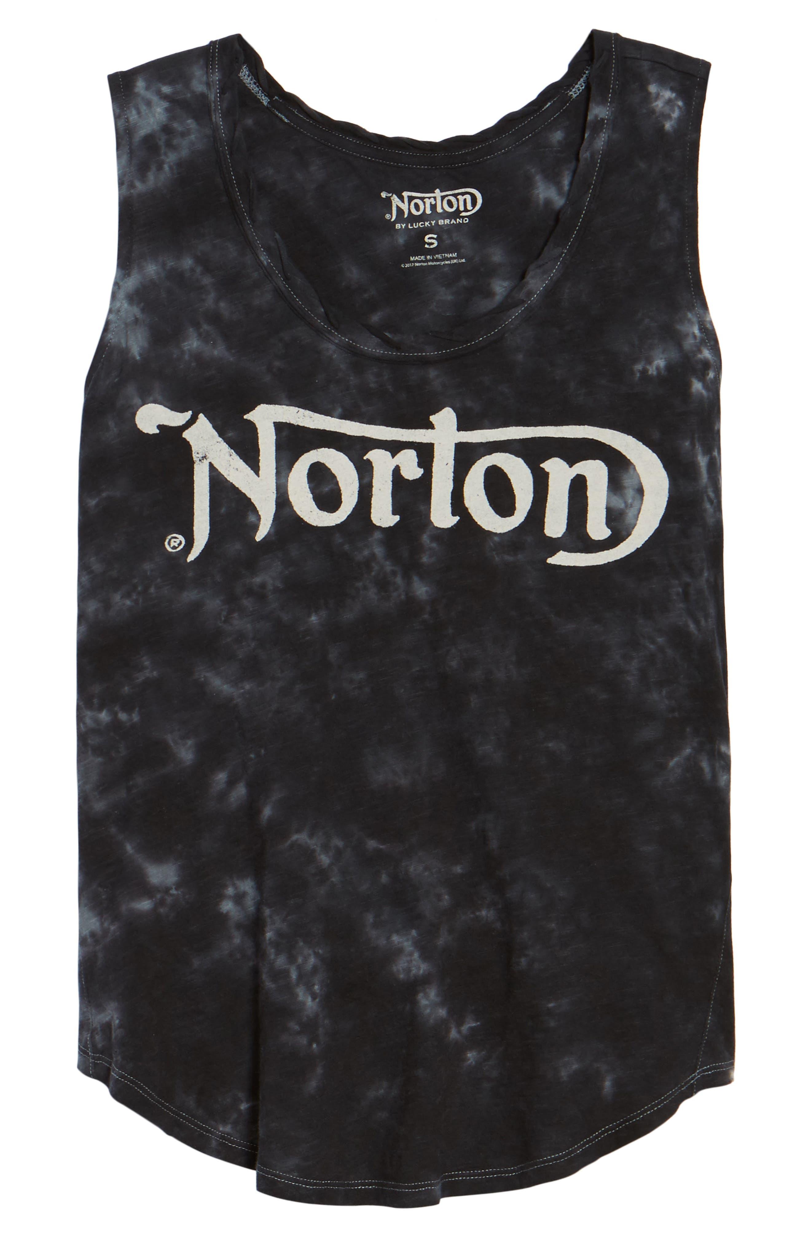 Norton Graphic Tank,                             Alternate thumbnail 6, color,                             001