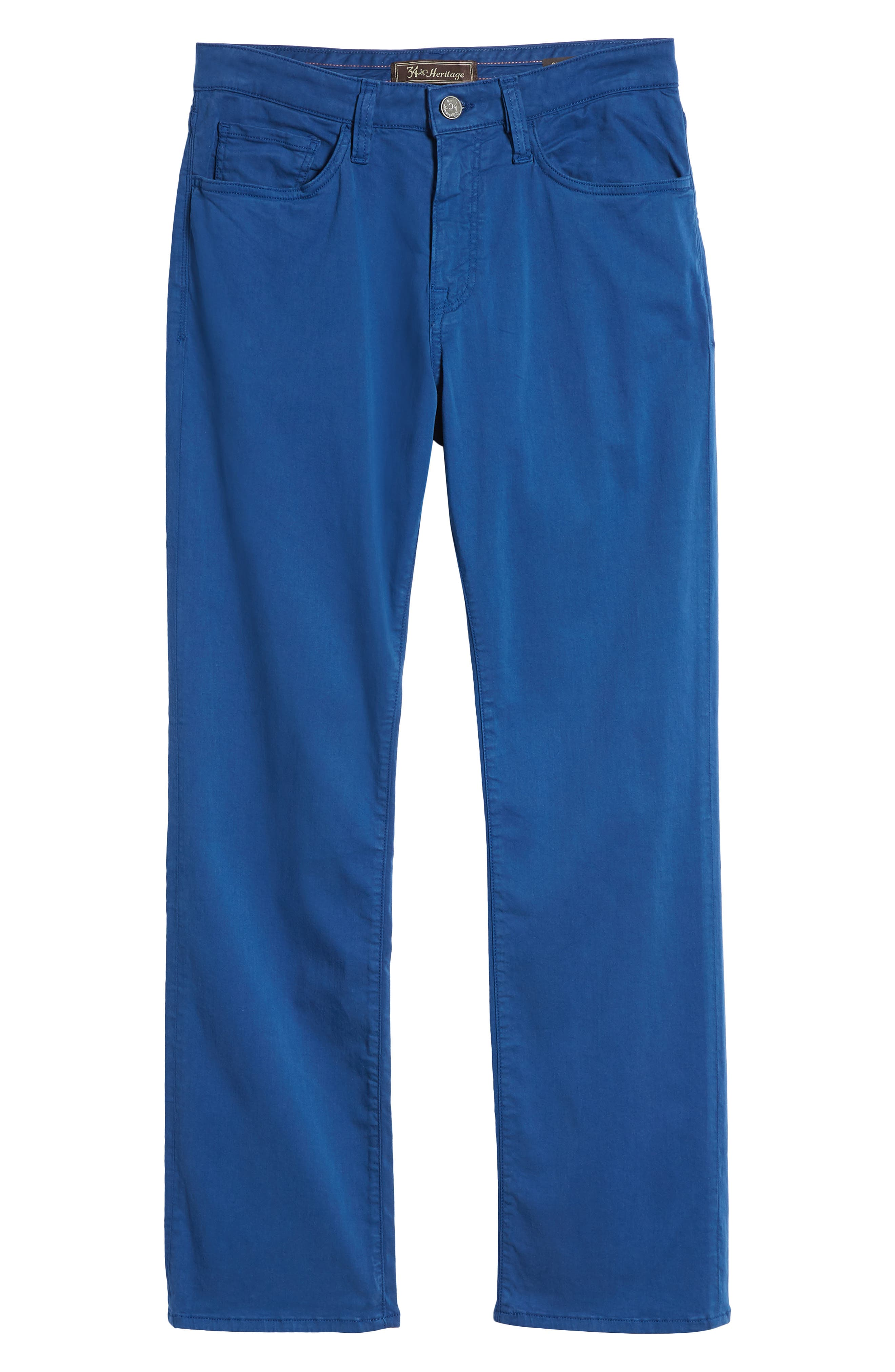 Charisma Relaxed Fit Jeans,                             Alternate thumbnail 6, color,                             ROYAL TWILL
