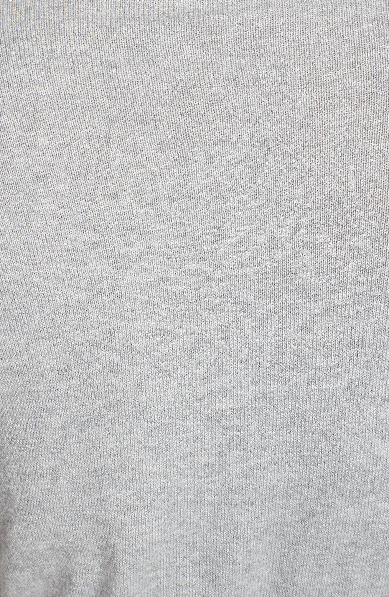 Valoria Short Robe,                             Alternate thumbnail 5, color,                             020