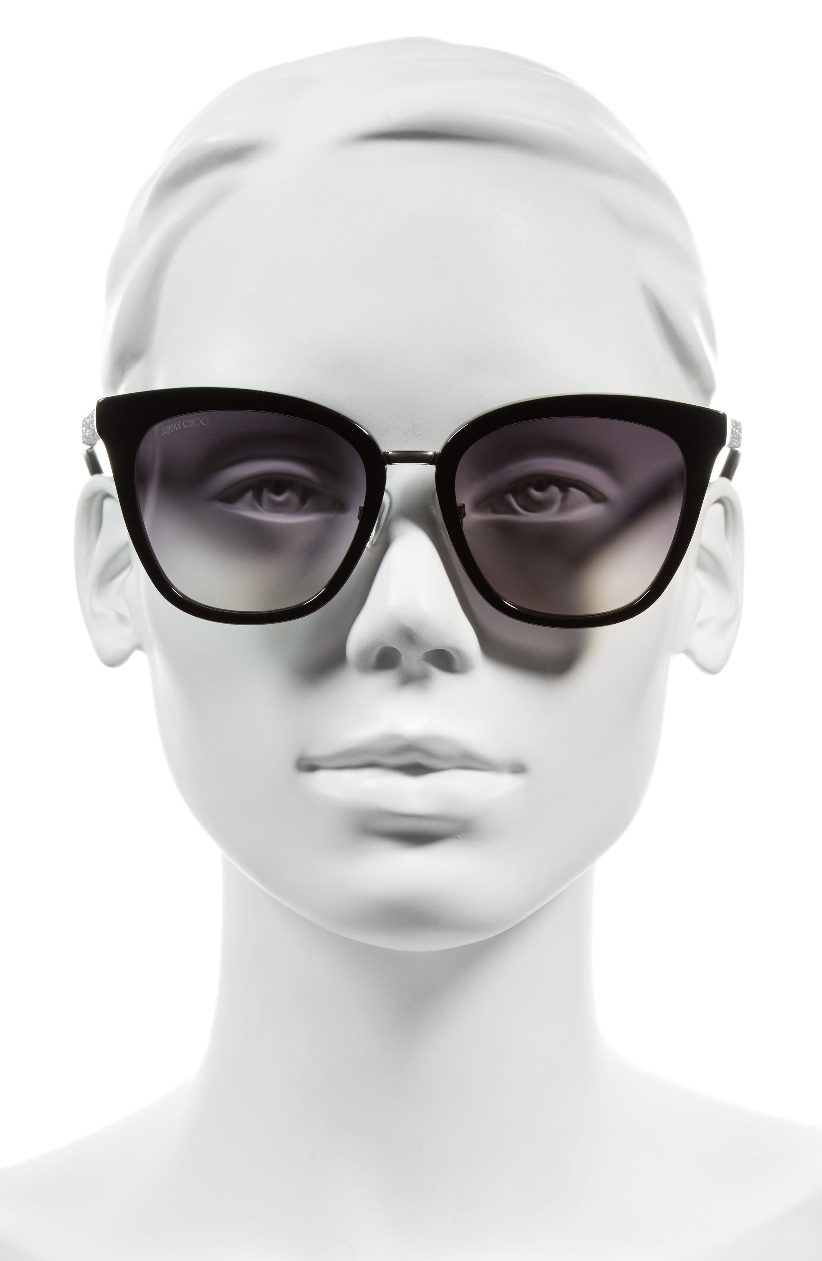 Fabry 53mm Sunglasses,                             Alternate thumbnail 2, color,                             001