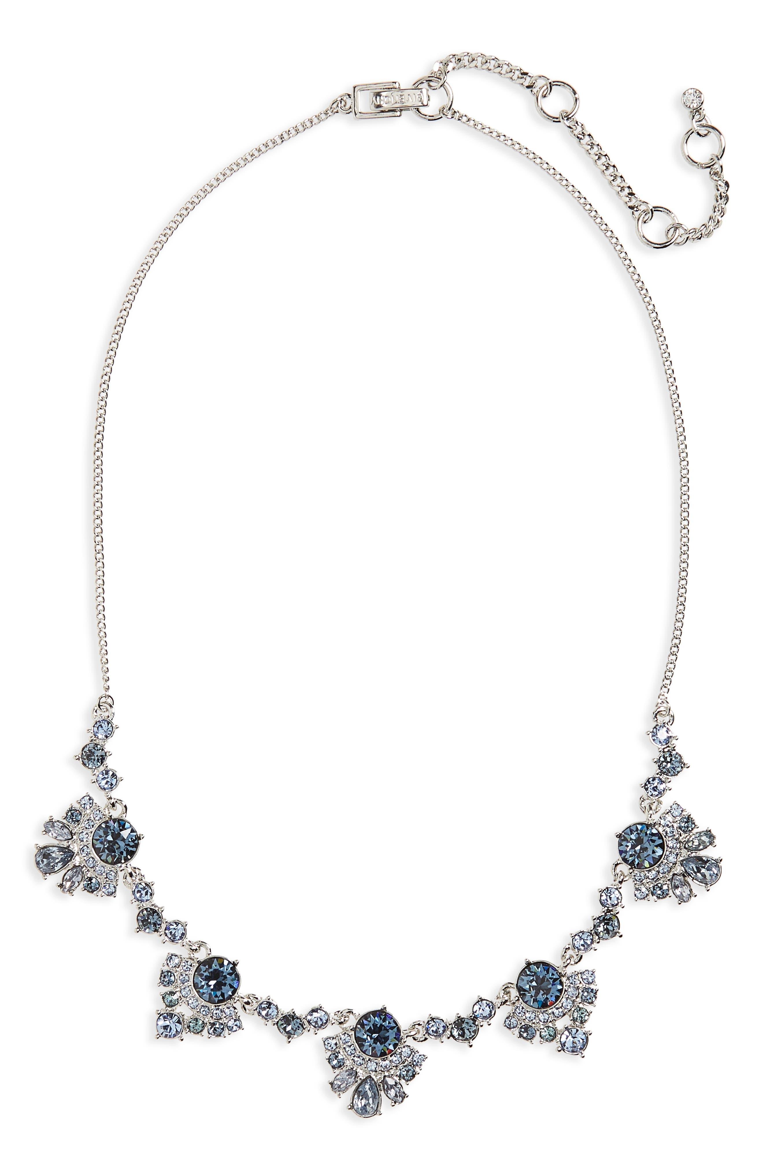 Verona Frontal Necklace,                             Main thumbnail 1, color,                             040