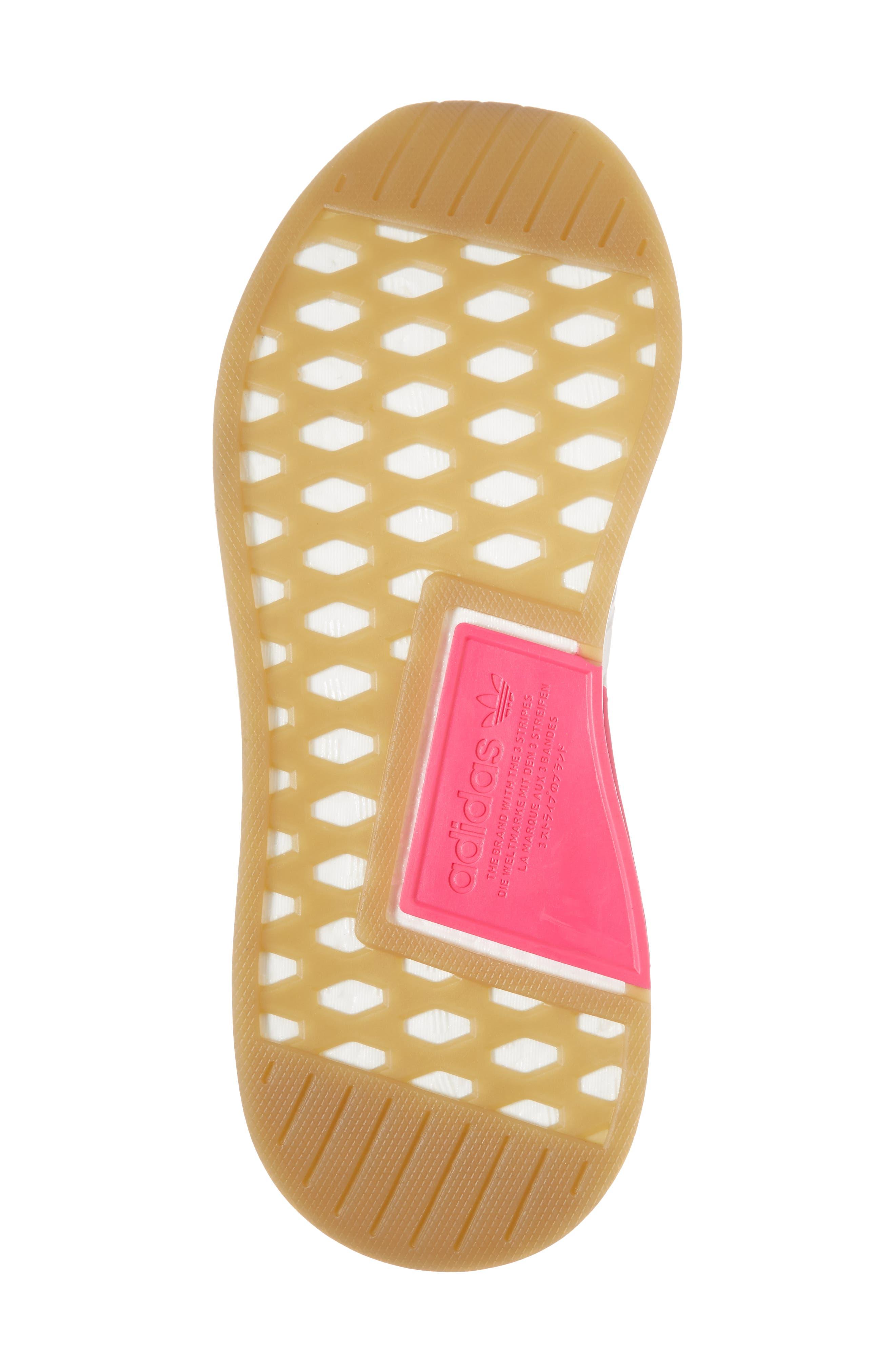 NMD R2 Primeknit Athletic Shoe,                             Alternate thumbnail 26, color,