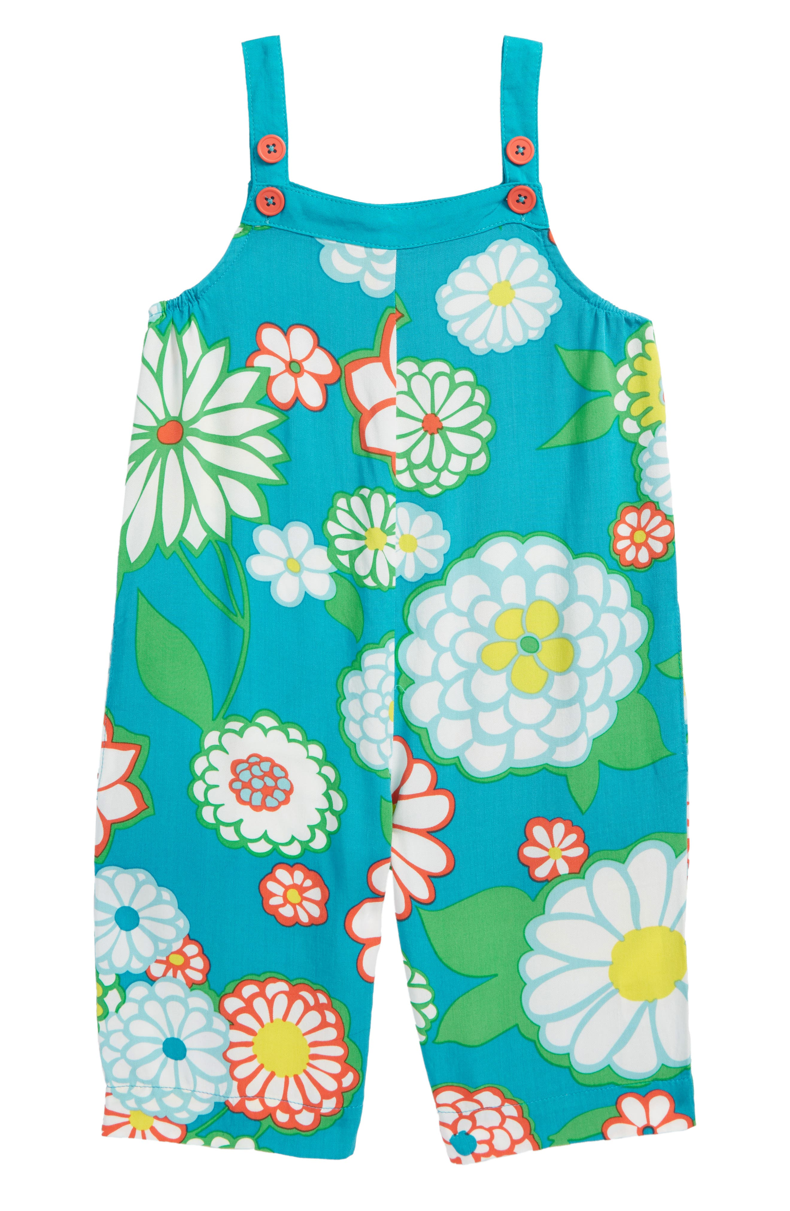 Print Culotte Romper,                         Main,                         color,