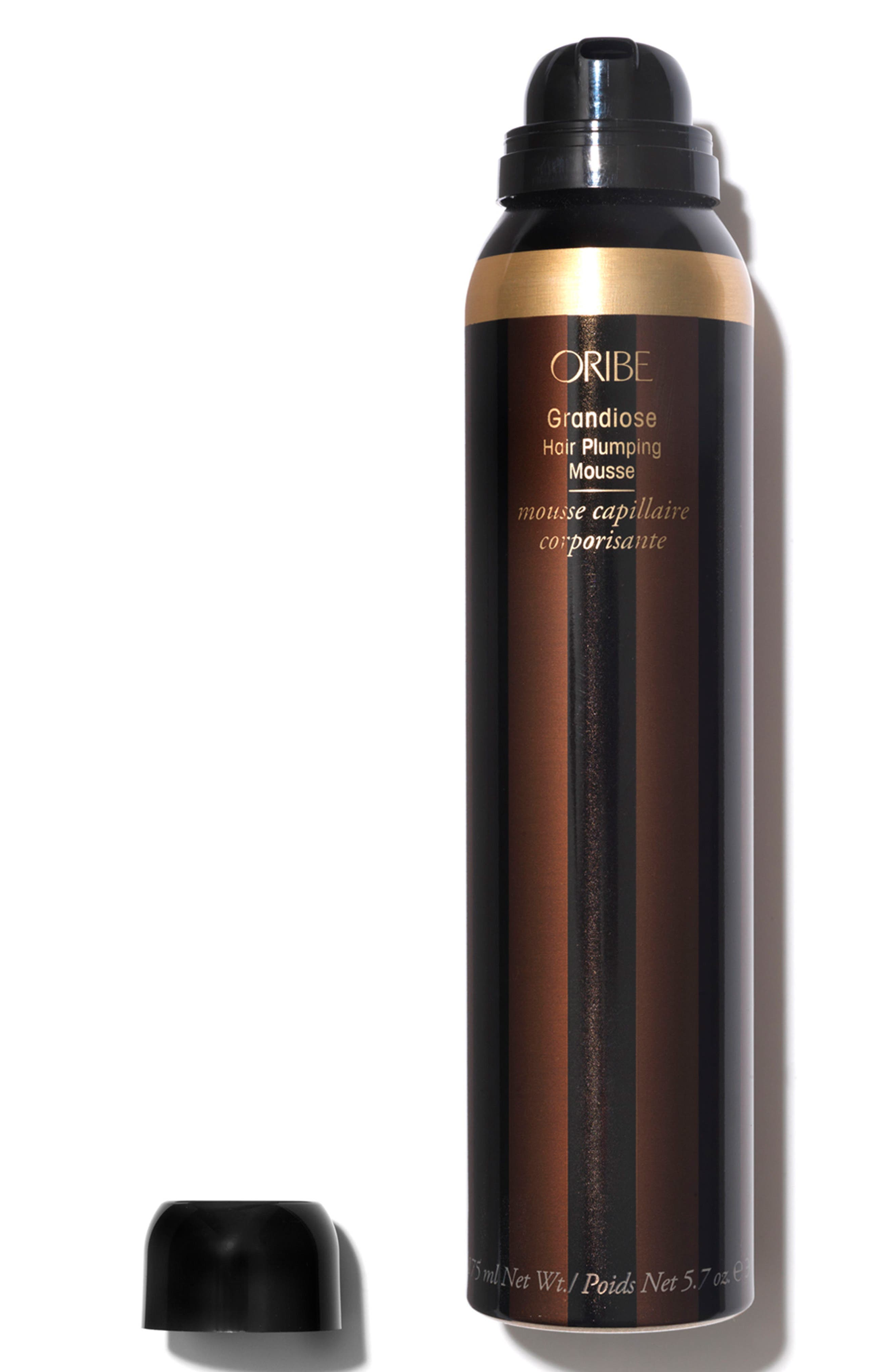 SPACE.NK.apothecary Oribe Grandiose Hair Plumping Mousse,                             Alternate thumbnail 6, color,                             NO COLOR