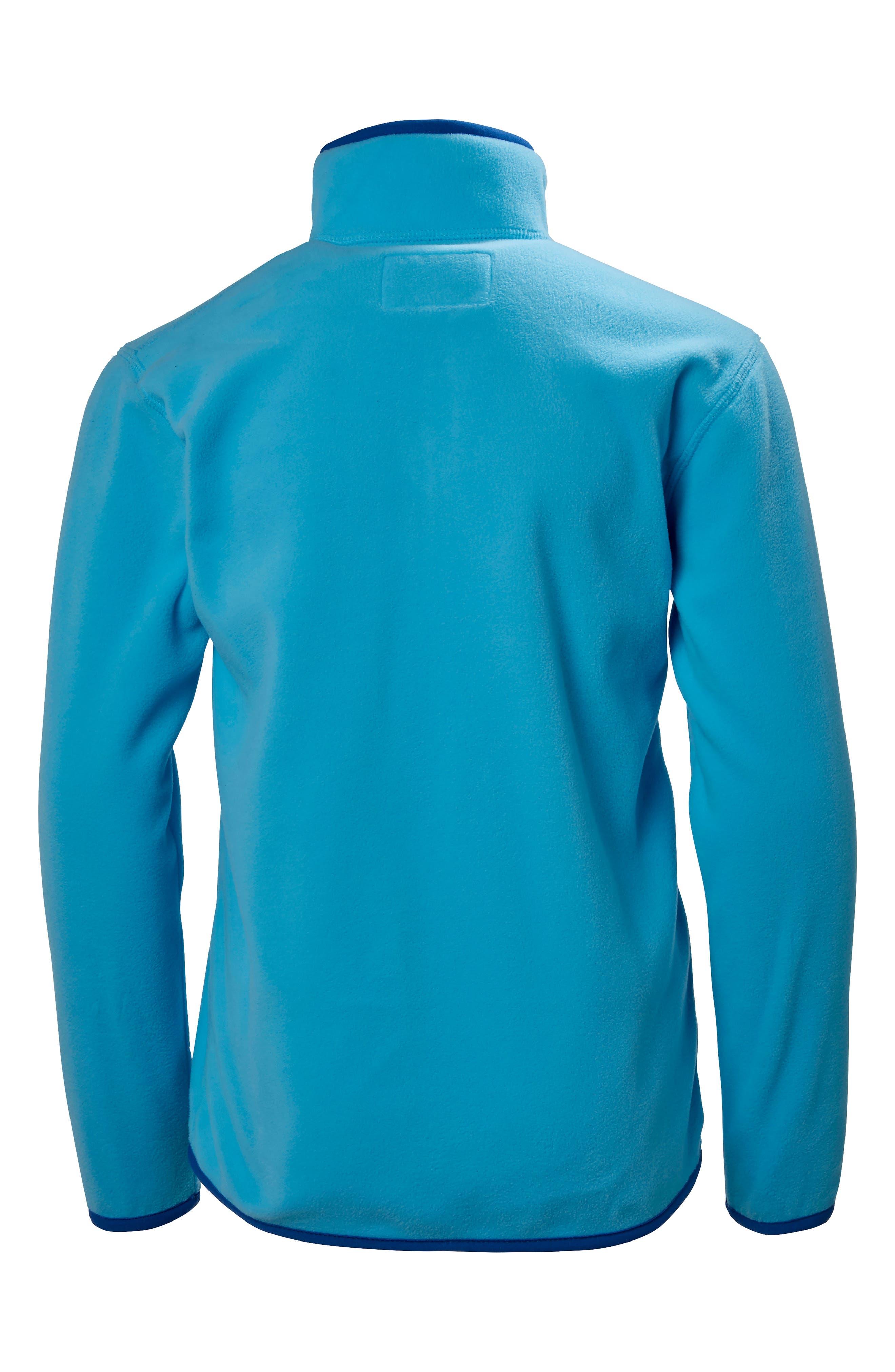 Jr. Daybreaker Polartec<sup>®</sup> Fleece Jacket,                             Alternate thumbnail 2, color,                             400