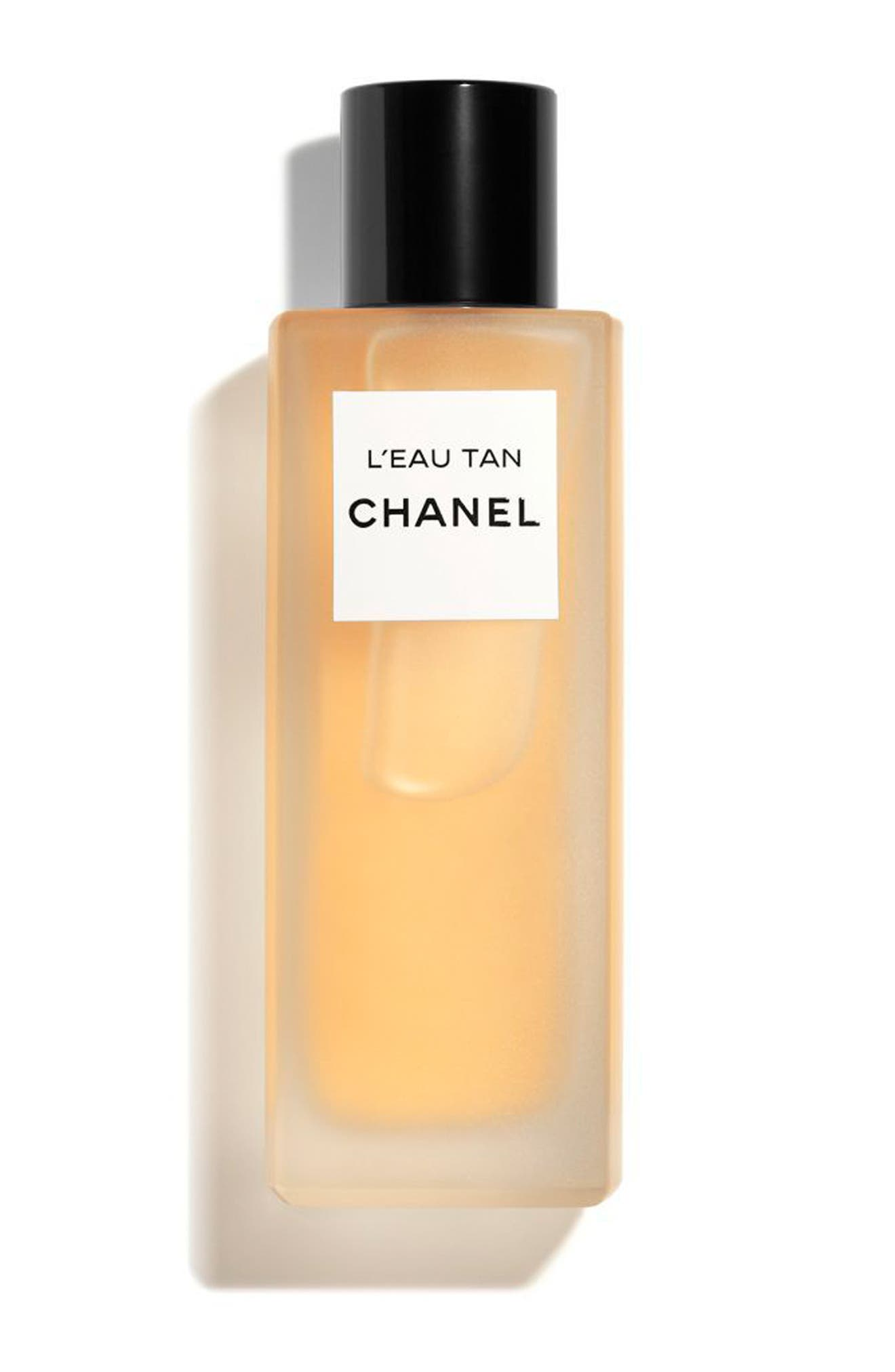 L'EAU TAN Refreshing Self-Tanning Body Mist,                             Main thumbnail 1, color,                             000