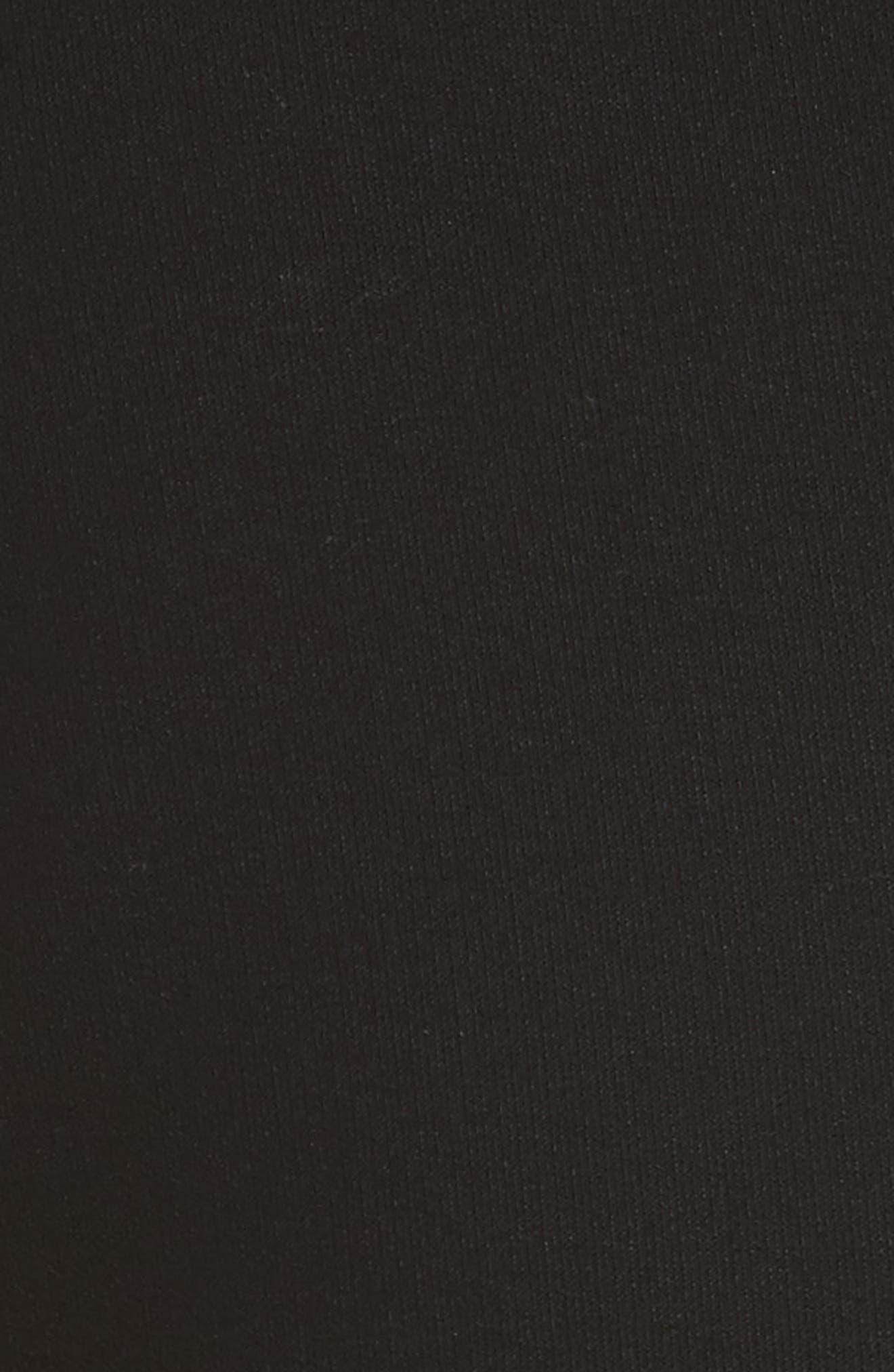 Ava Grommet Minidress,                             Alternate thumbnail 5, color,                             001