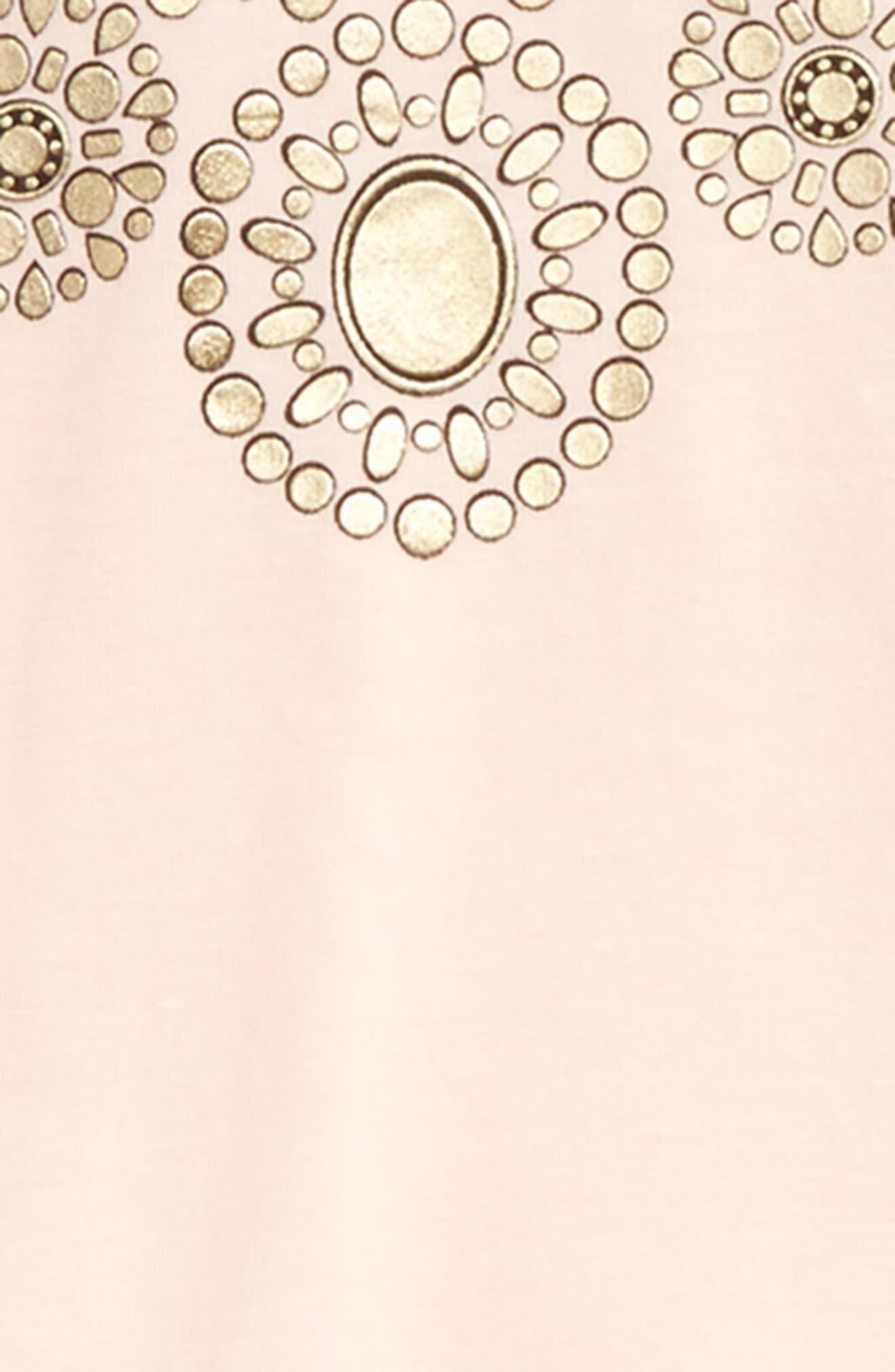 Tee & Skirt Set,                             Alternate thumbnail 2, color,                             680