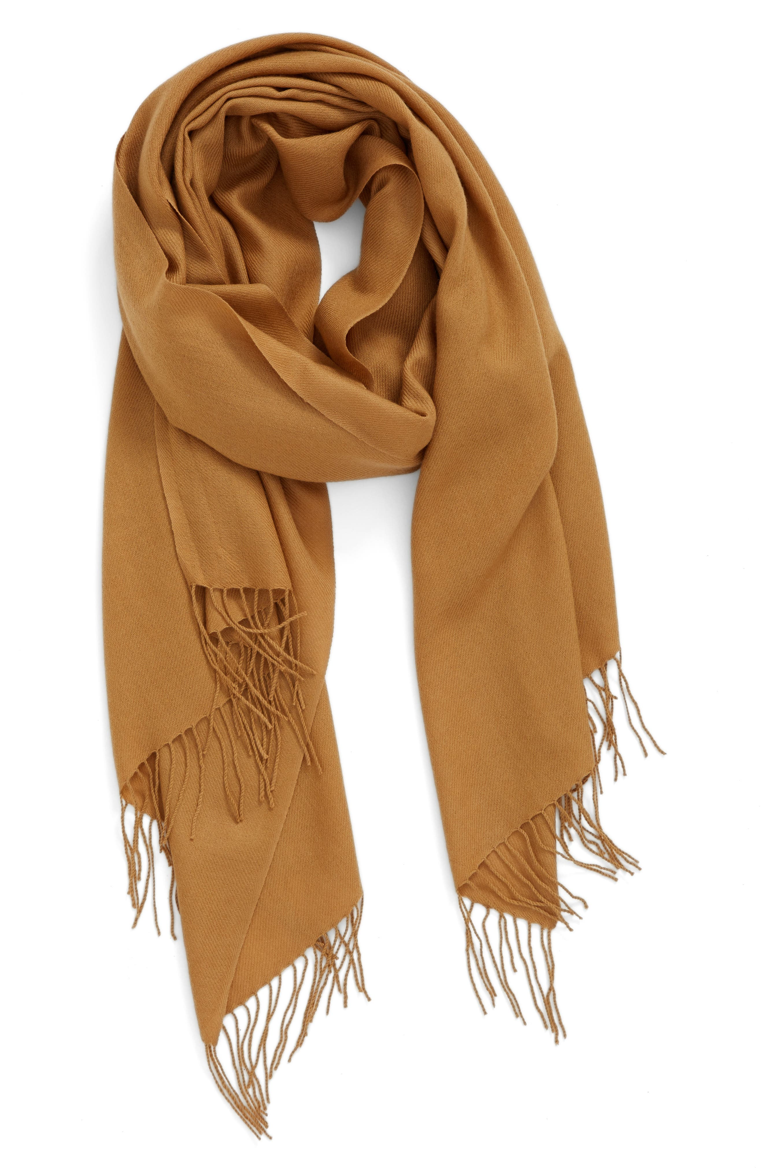 Tissue Weight Wool & Cashmere Scarf,                             Main thumbnail 21, color,